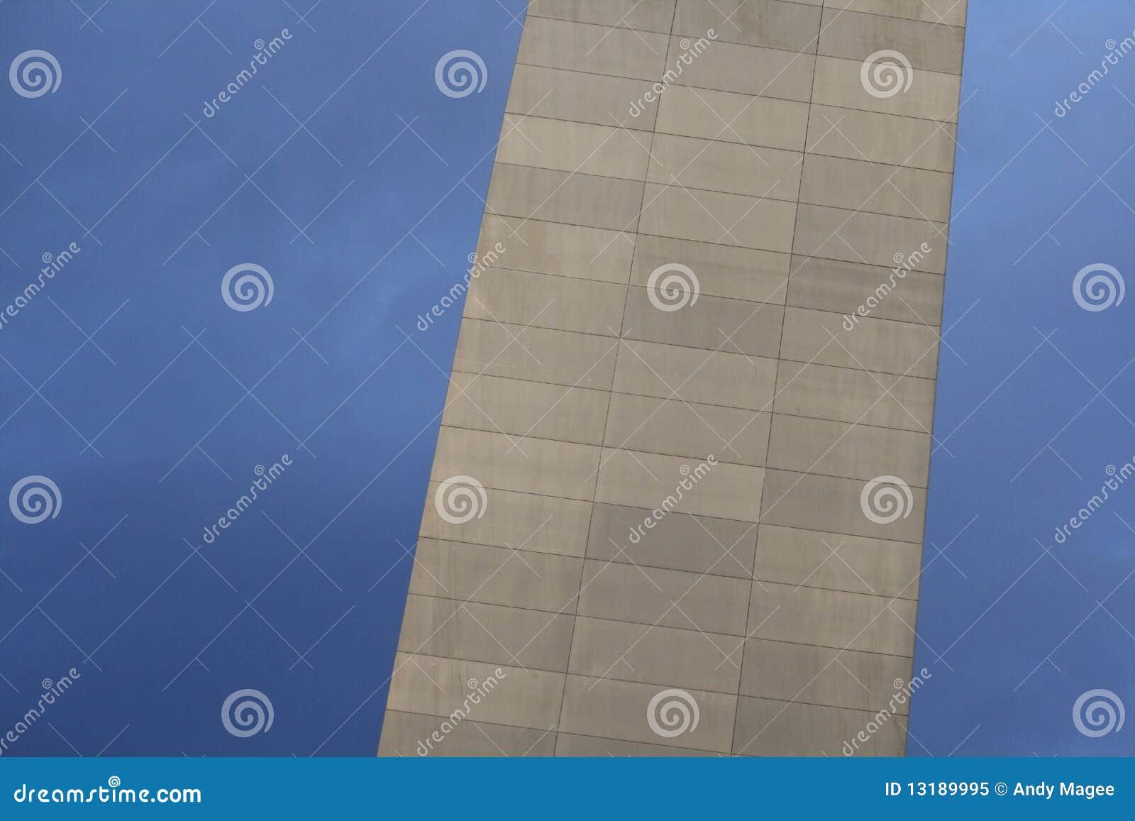 σχηματίστε αψίδα την πύλη Louis ST