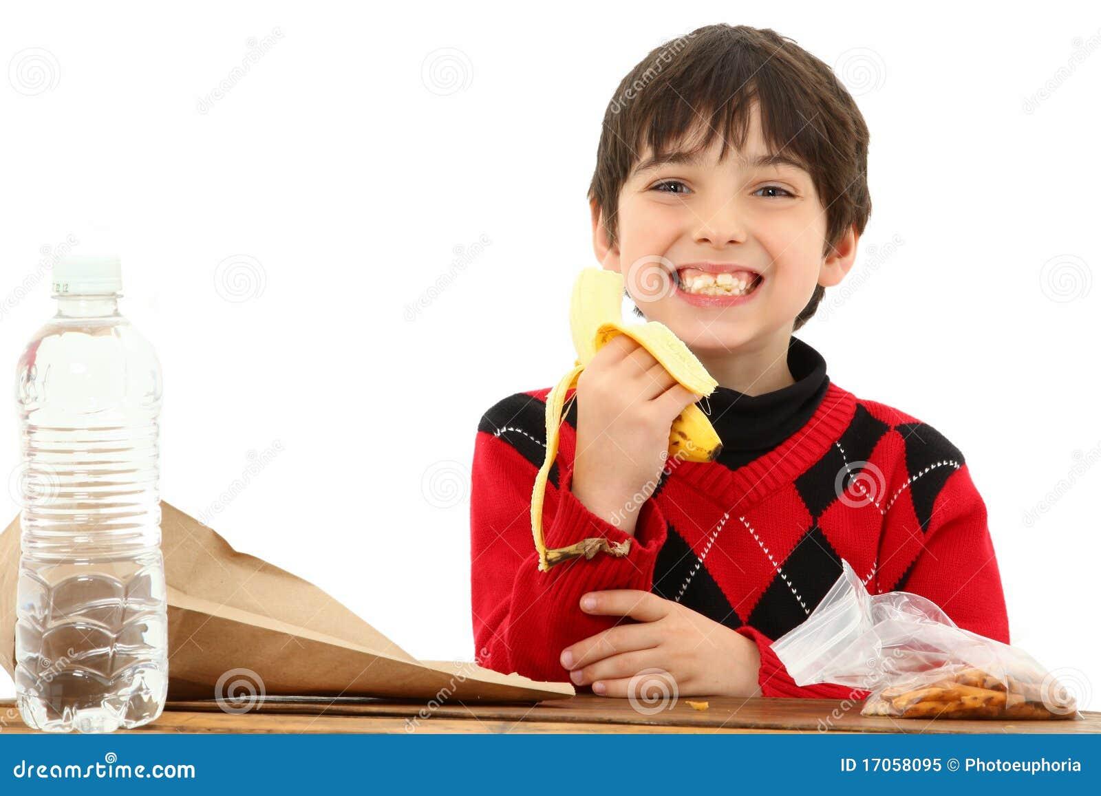 σχολικό πρόχειρο φαγητό μ&epsil