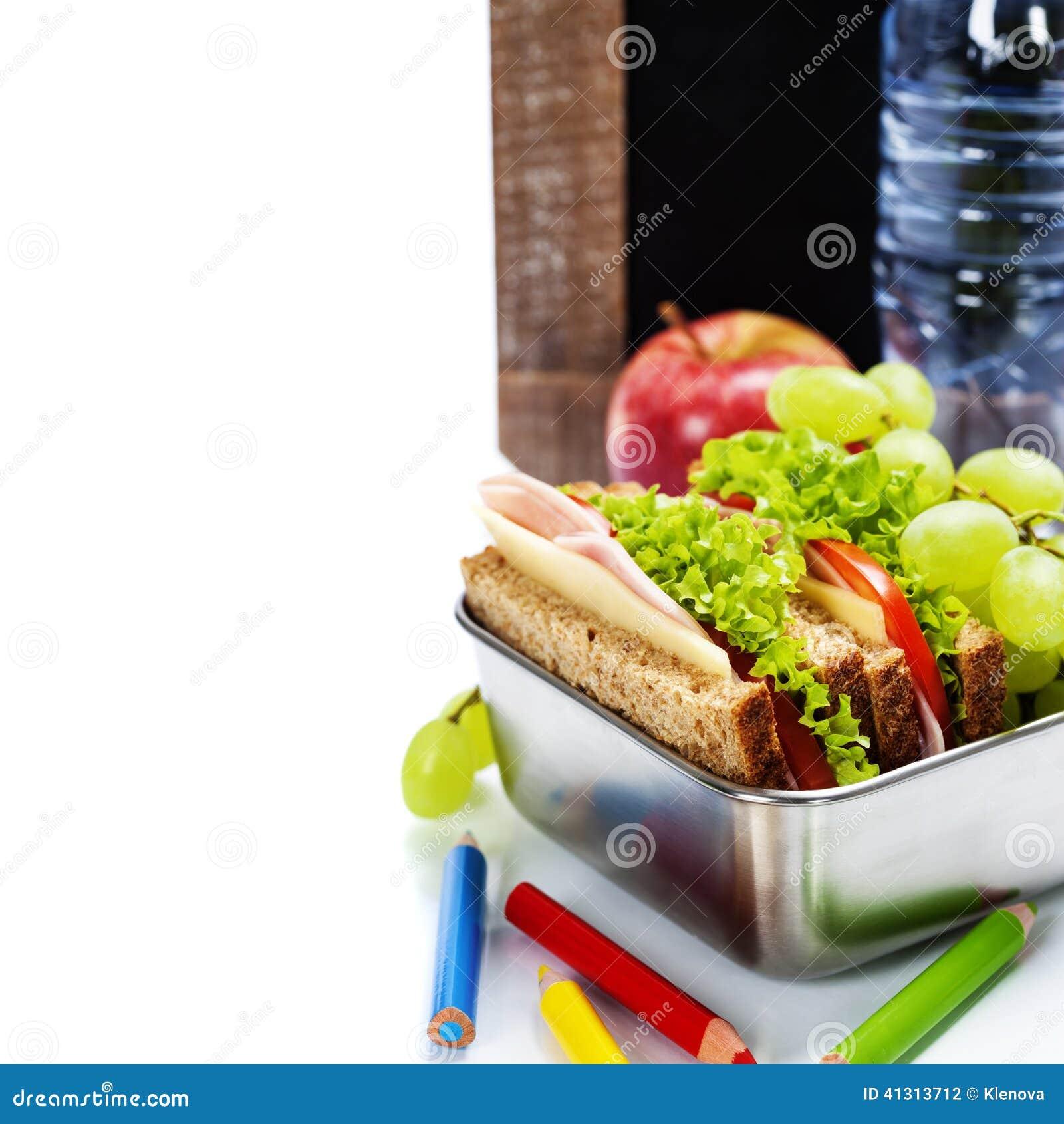 Σχολικό μεσημεριανό γεύμα