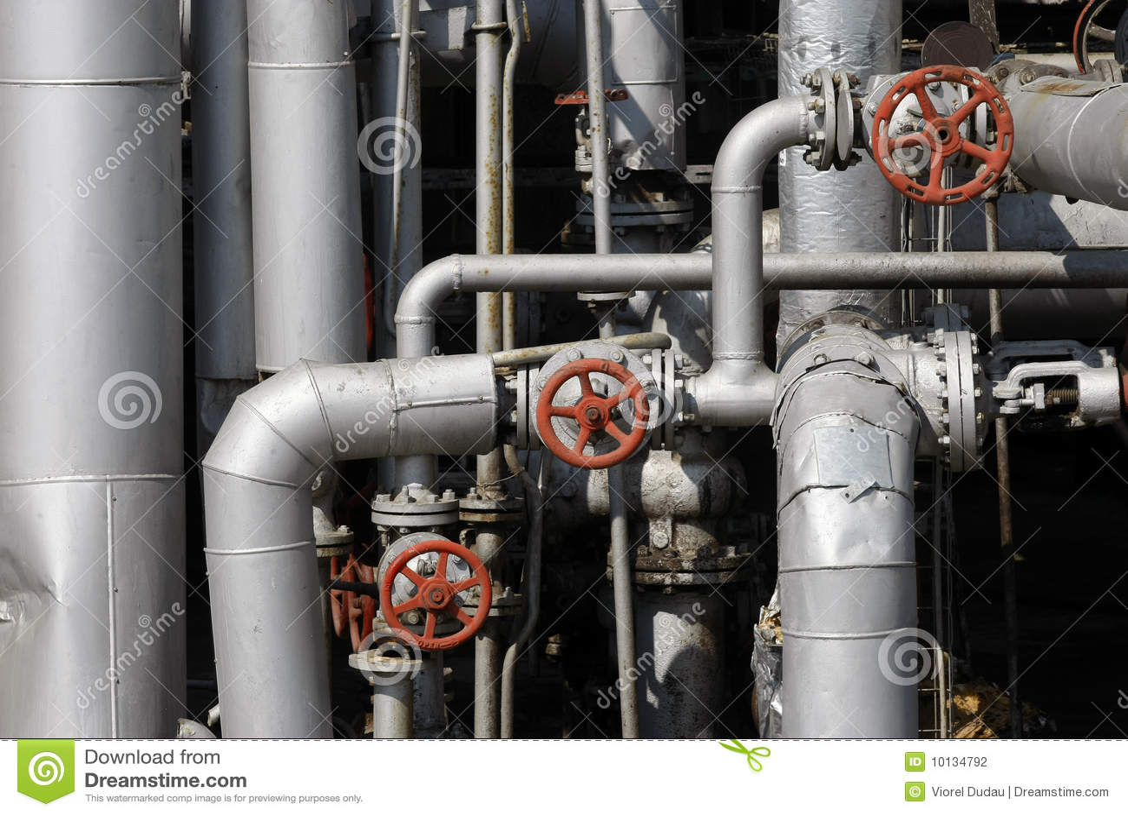 σωλήνες ελαίου αερίου