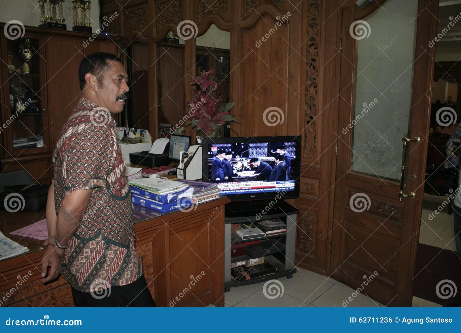 Σόλο δήμαρχος και Πρόεδρος αριθμού της Ινδονησίας, Joko Widodo