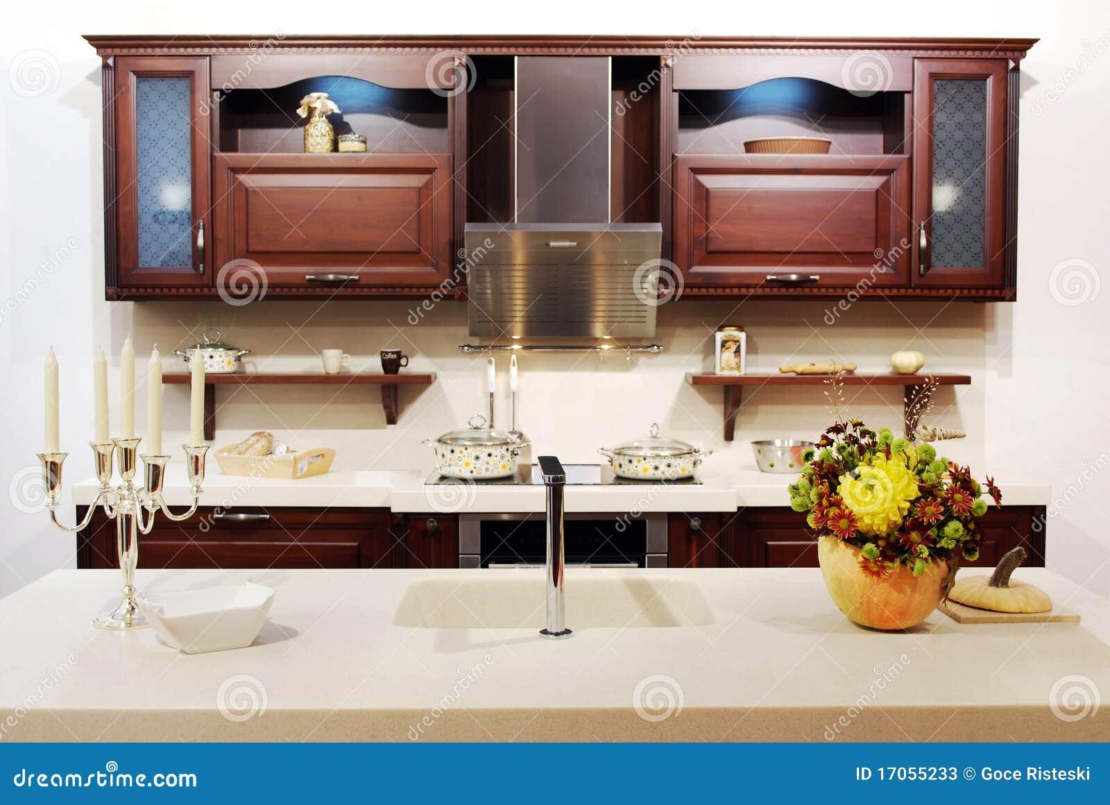 σύγχρονος νέος κουζινών