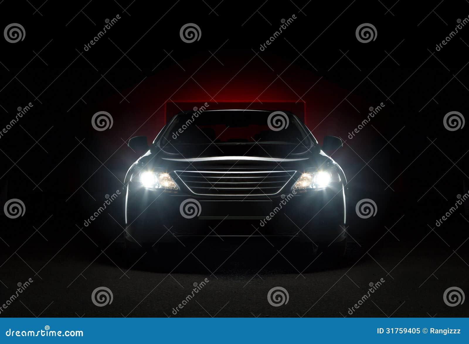 Σύγχρονο αυτοκίνητο πολυτέλειας