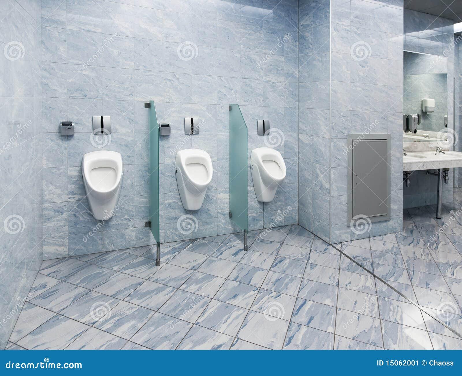 σύγχρονο δημόσιο WC