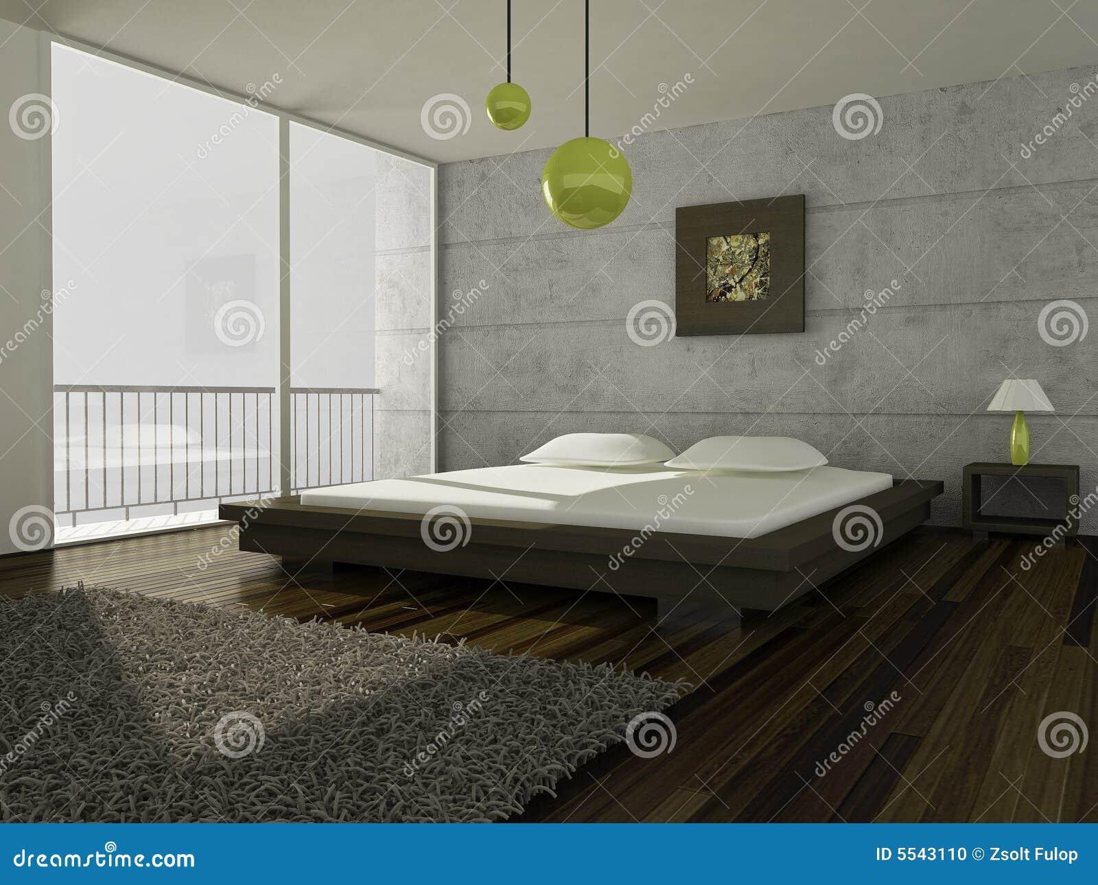 σύγχρονο δωμάτιο