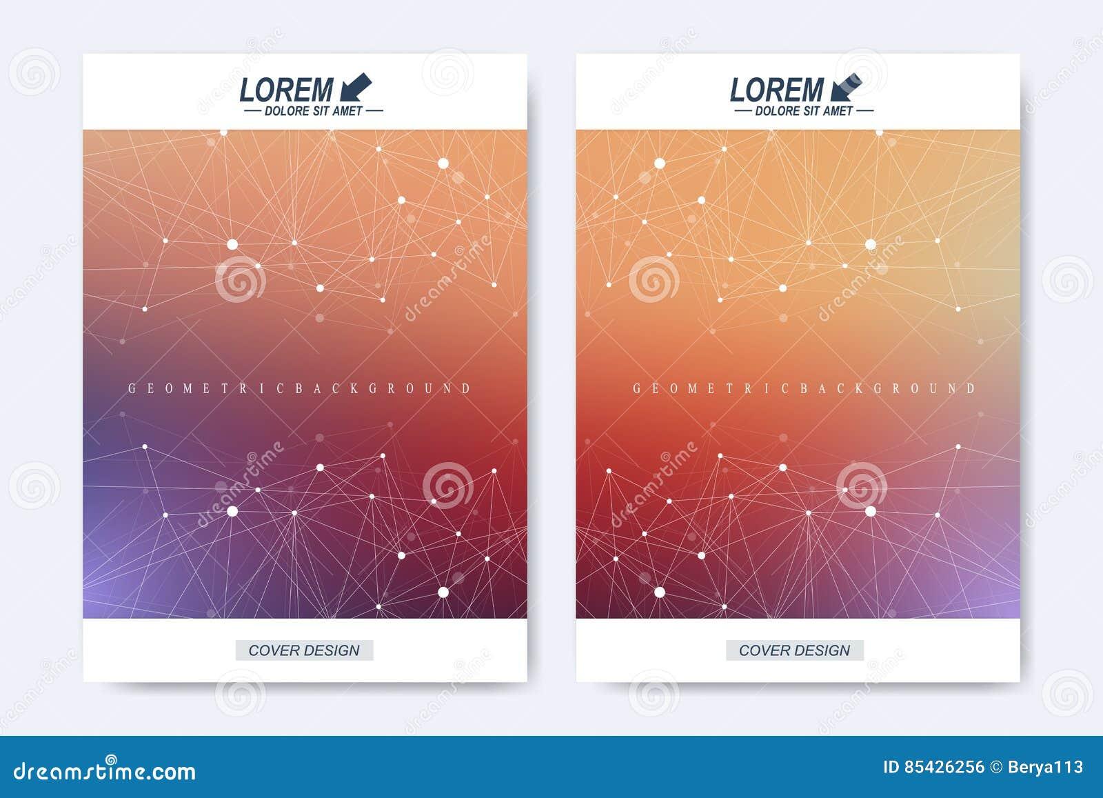 Σύγχρονο διανυσματικό πρότυπο για το φυλλάδιο, φυλλάδιο, ιπτάμενο, αναφορά, κάλυψη, κατάλογος, περιοδικό