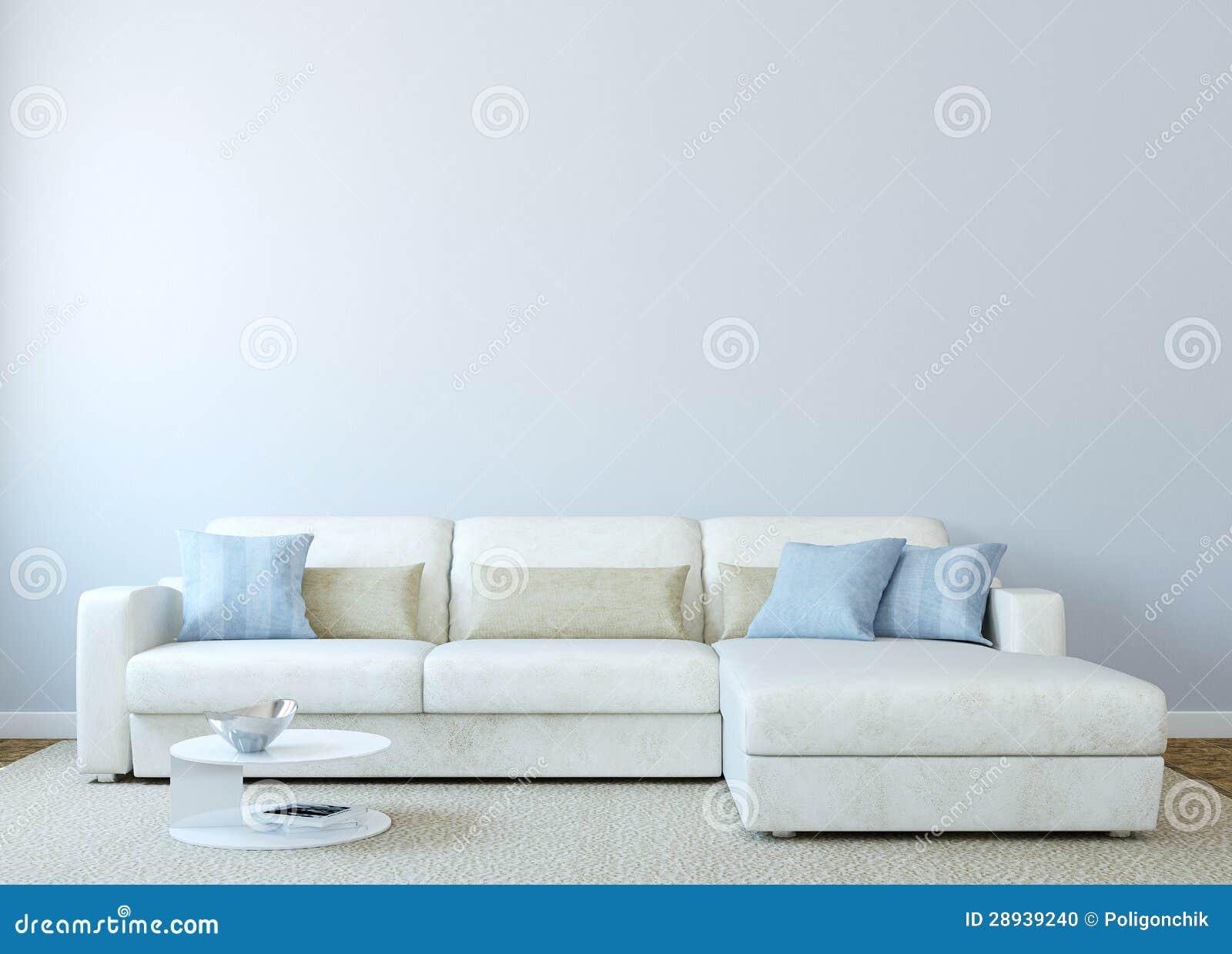 Σύγχρονο καθιστικό