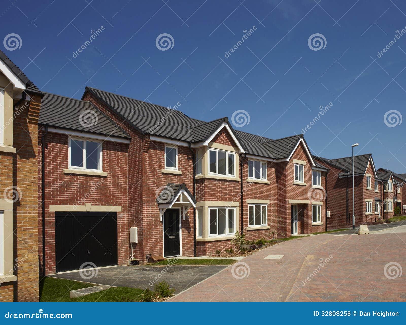 Σύγχρονο συγκρότημα κατοικιών