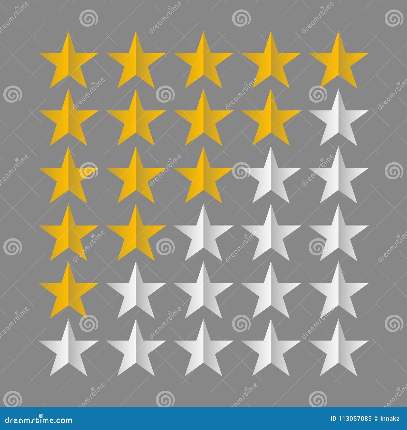 Σύμβολα εκτίμησης αστεριών