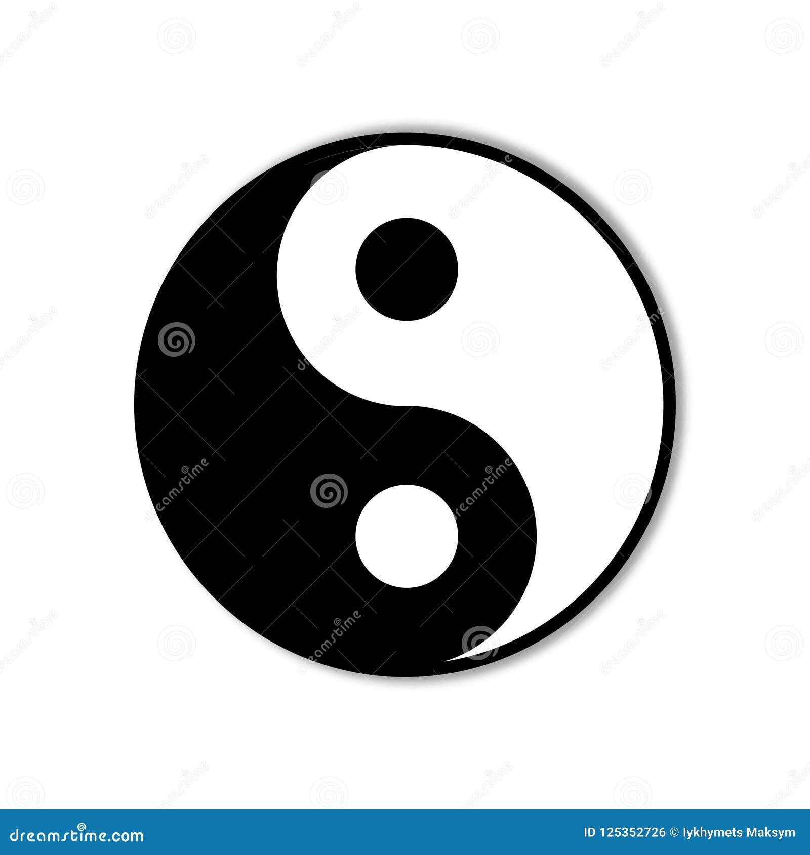 σύμβολο αρμονίας yang ying