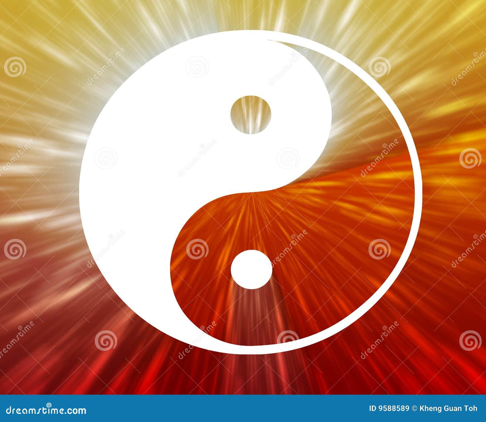 σύμβολο yang yin
