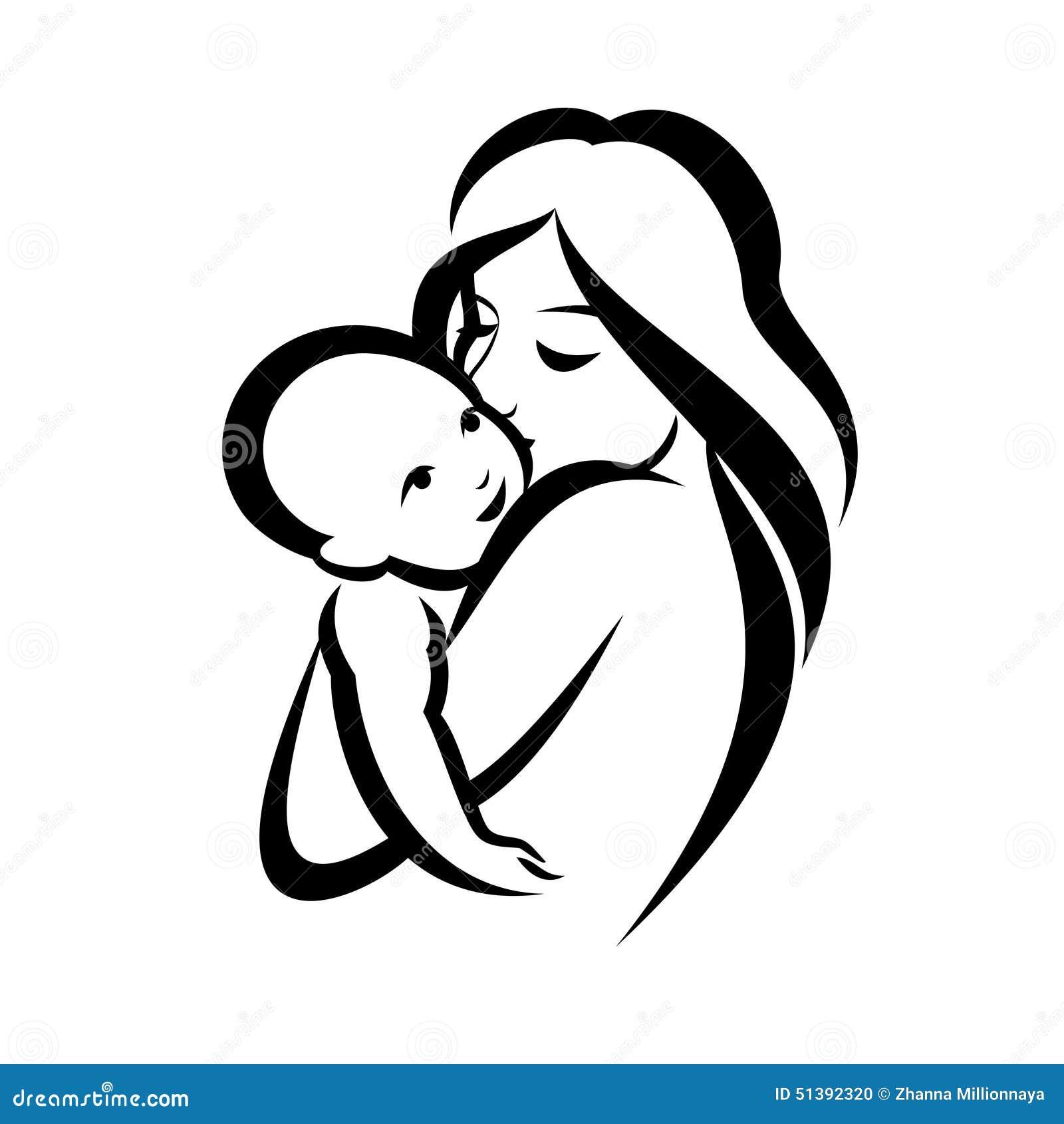 σύμβολο μητέρων μωρών