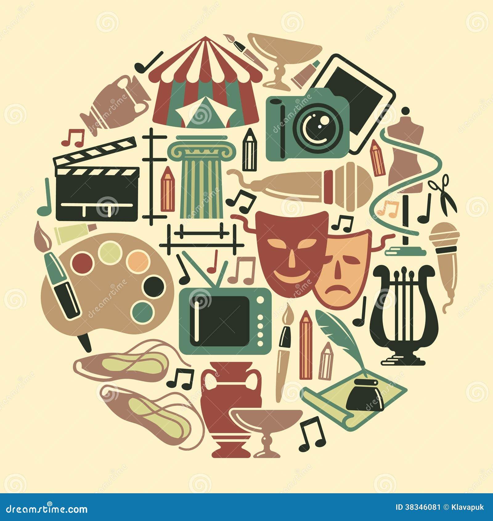 Σύμβολο των τεχνών