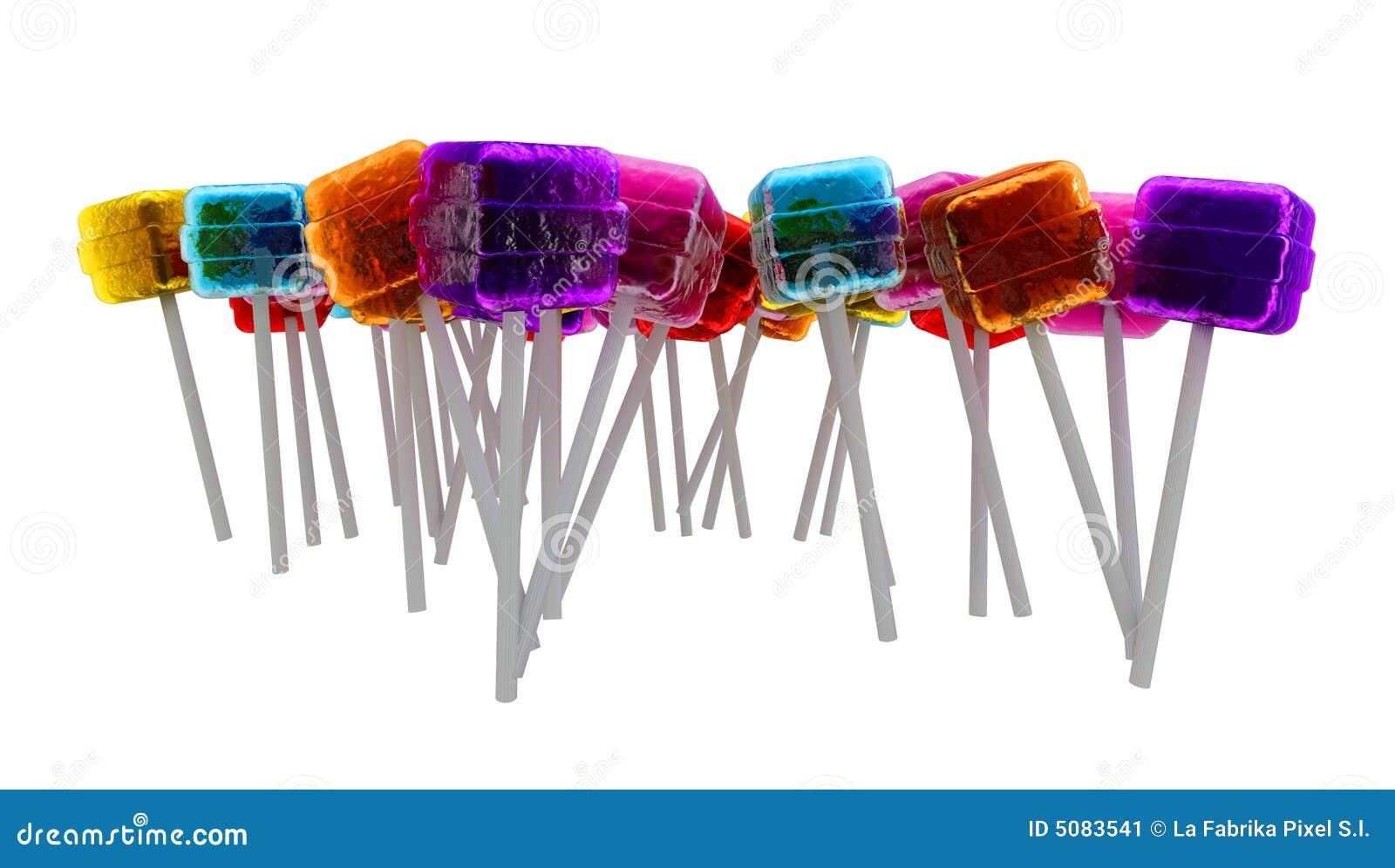 σύνθεση lollipops