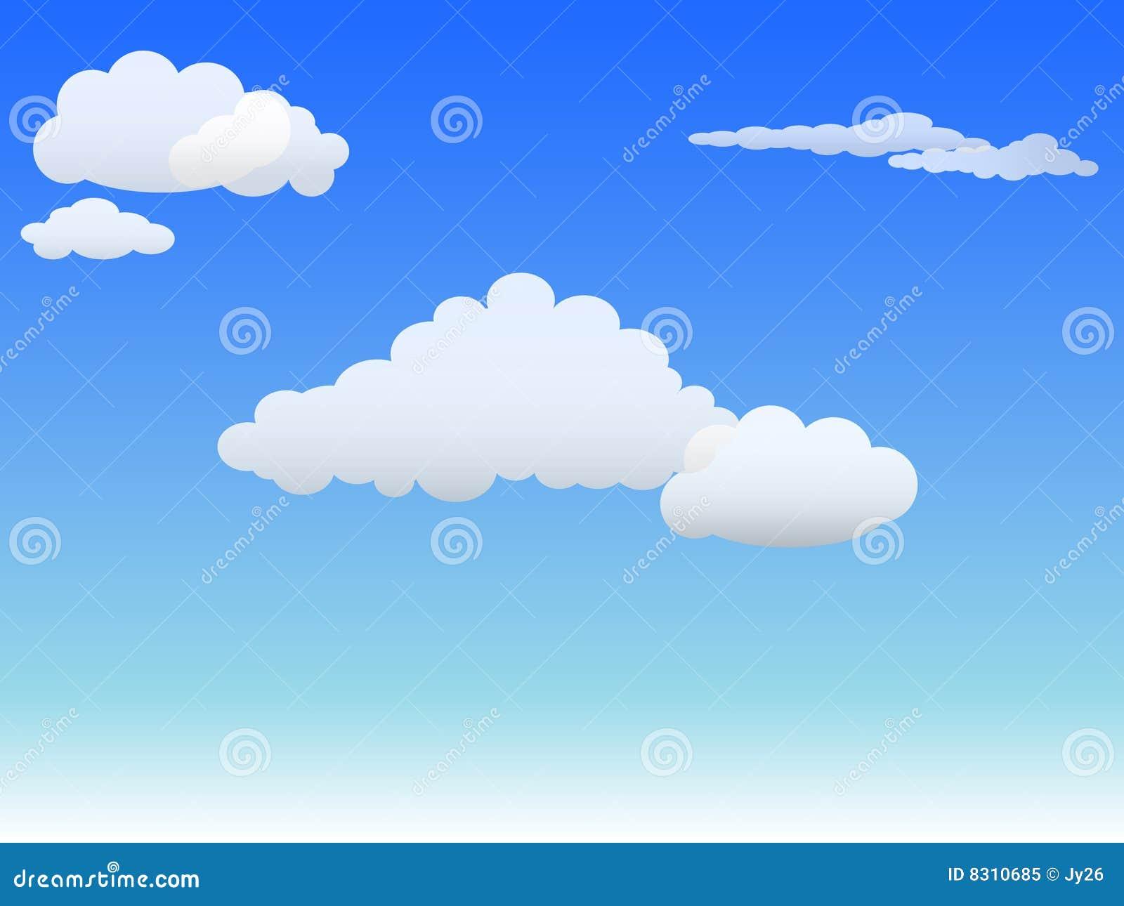 Σύννεφα και ουρανός