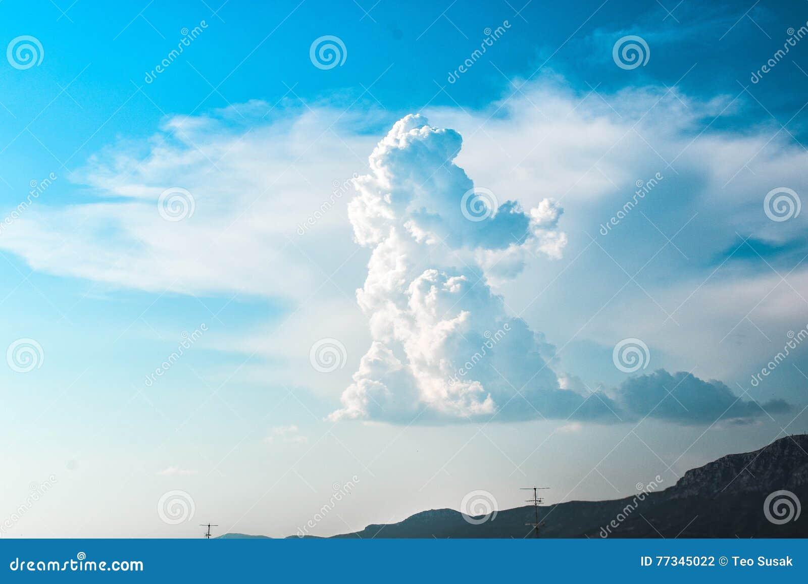 Σύννεφο αύξησης