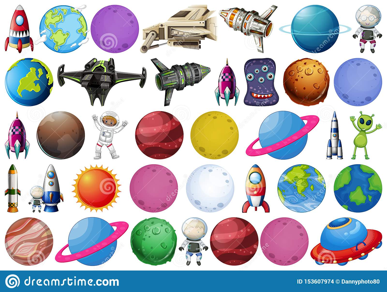 Σύνολο διαστημικών αντικειμένων