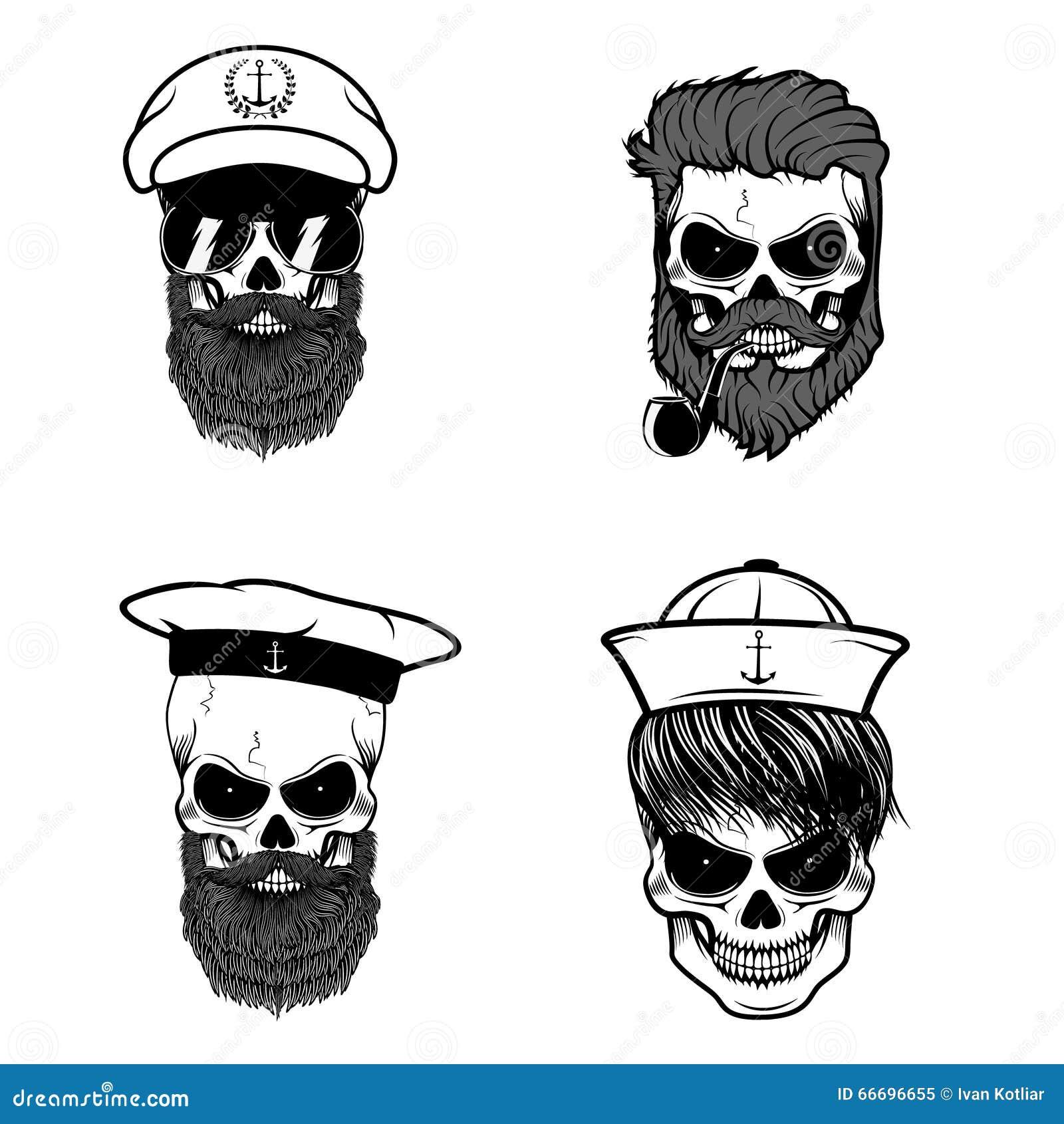 Σύνολο κρανίων ναυτικών