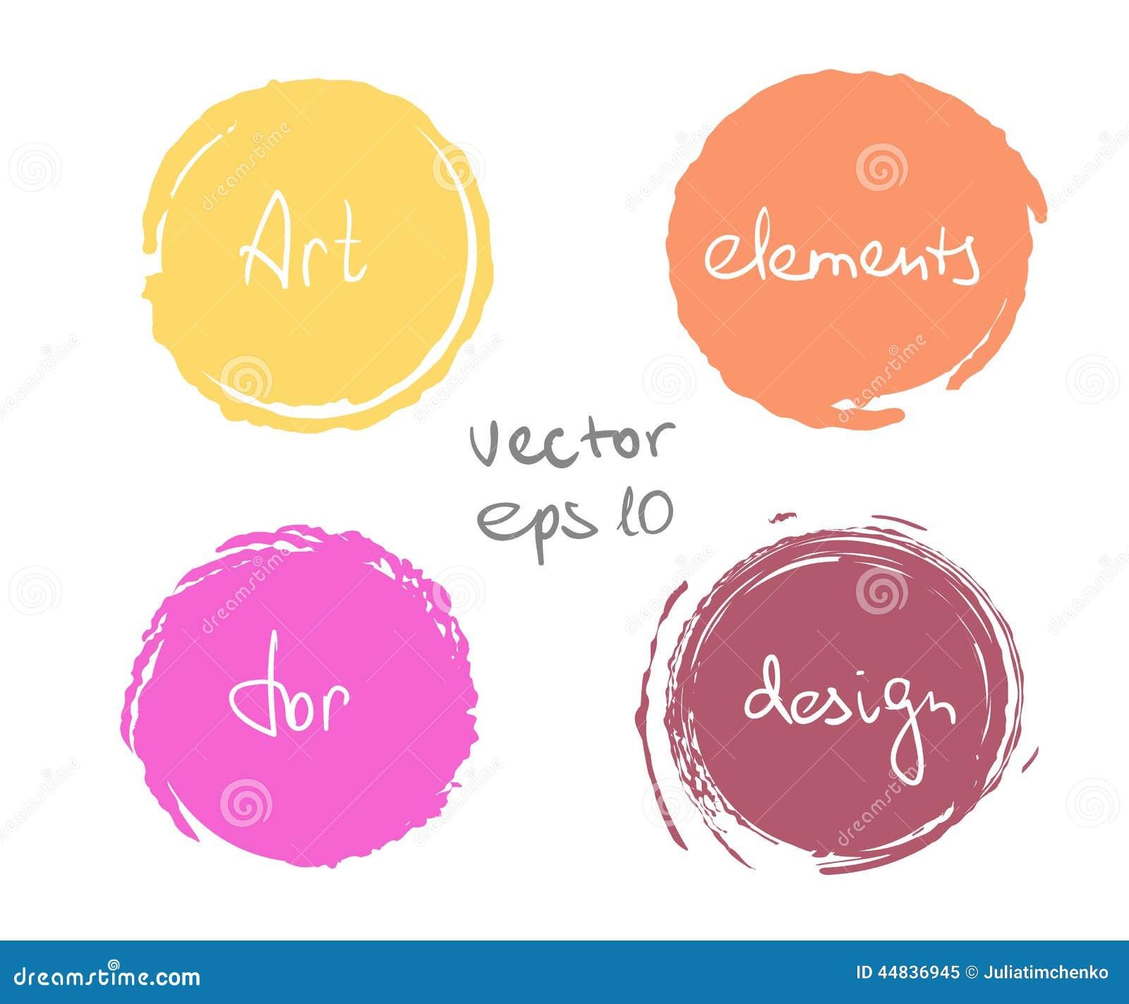 Σύνολο πτώσης χρωμάτων κύκλων
