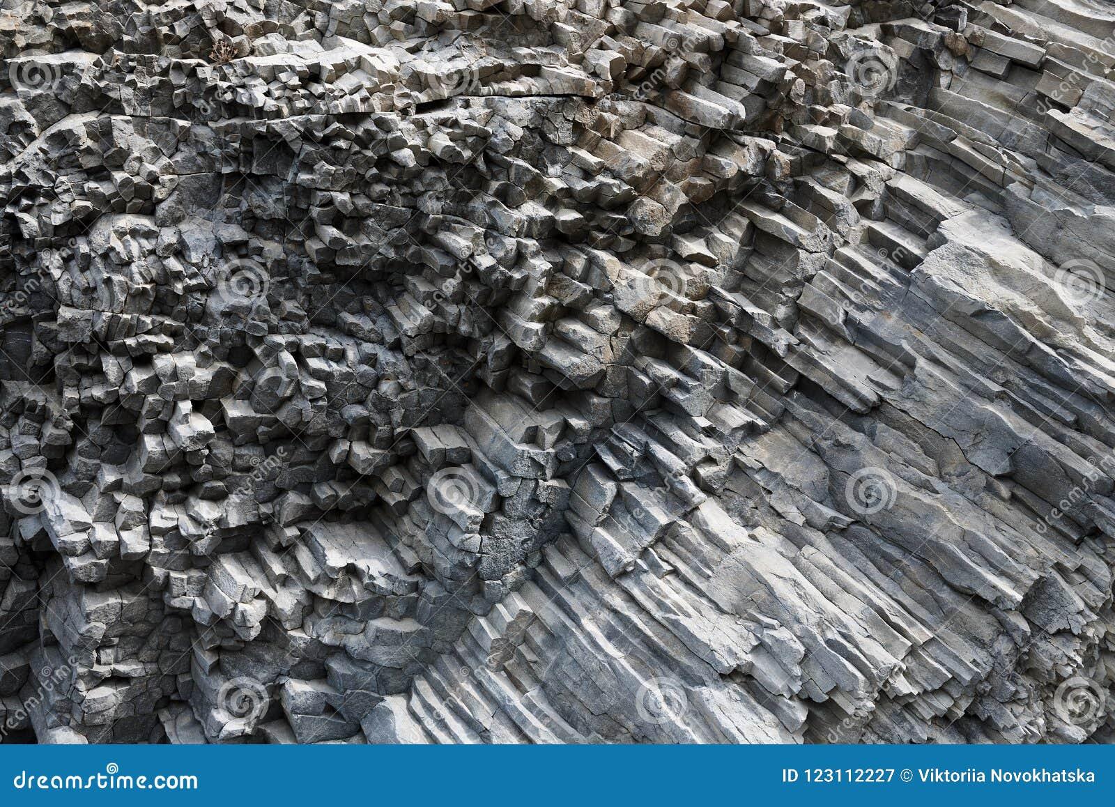 Σύσταση υποβάθρου του πετρώνω? ηφαιστειακού lav