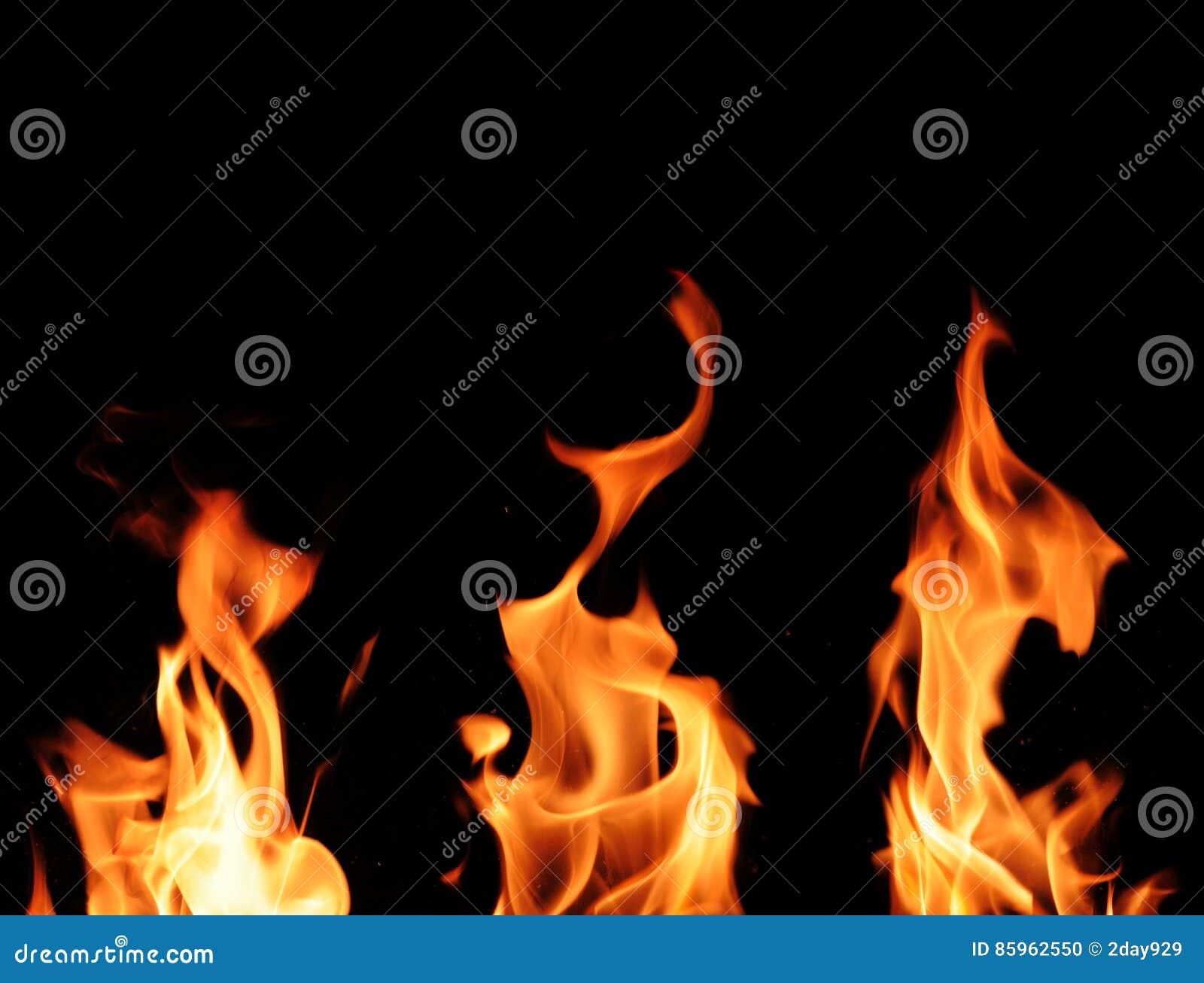 Σύσταση φλόγας πυρκαγιάς