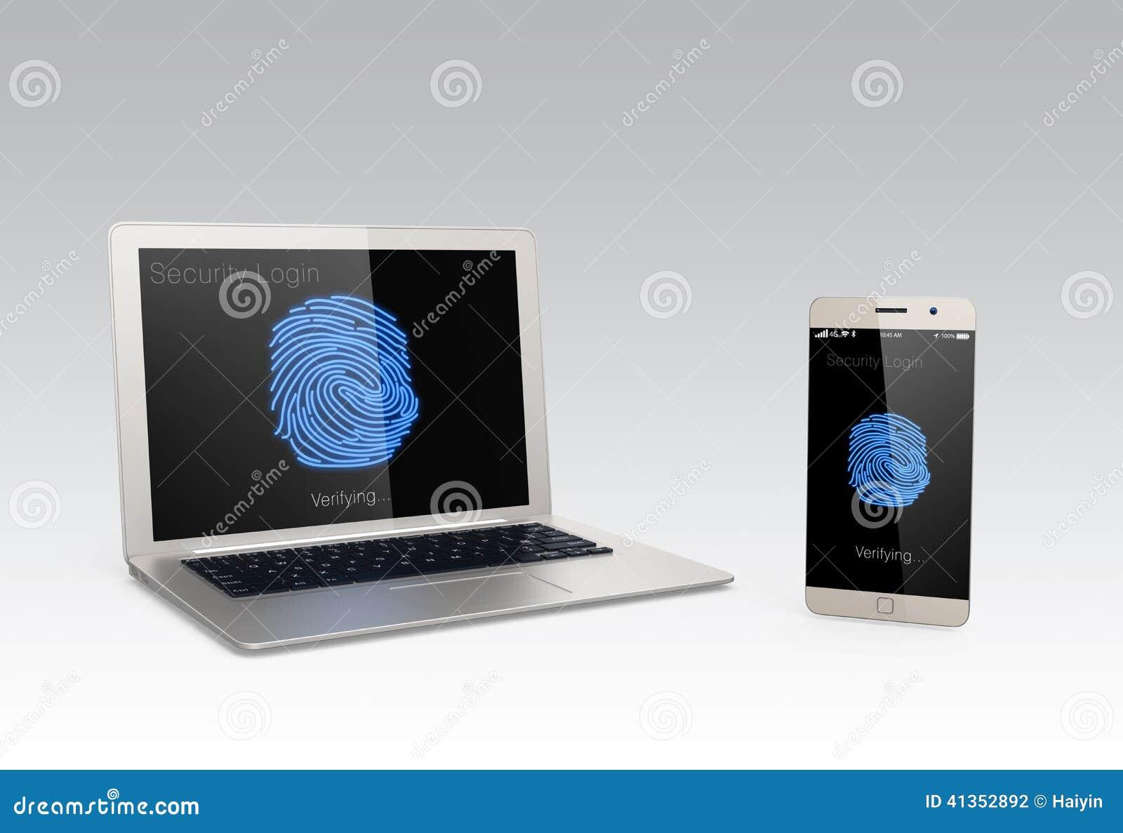 Σύστημα επικύρωσης δακτυλικών αποτυπωμάτων για τις κινητές συσκευές