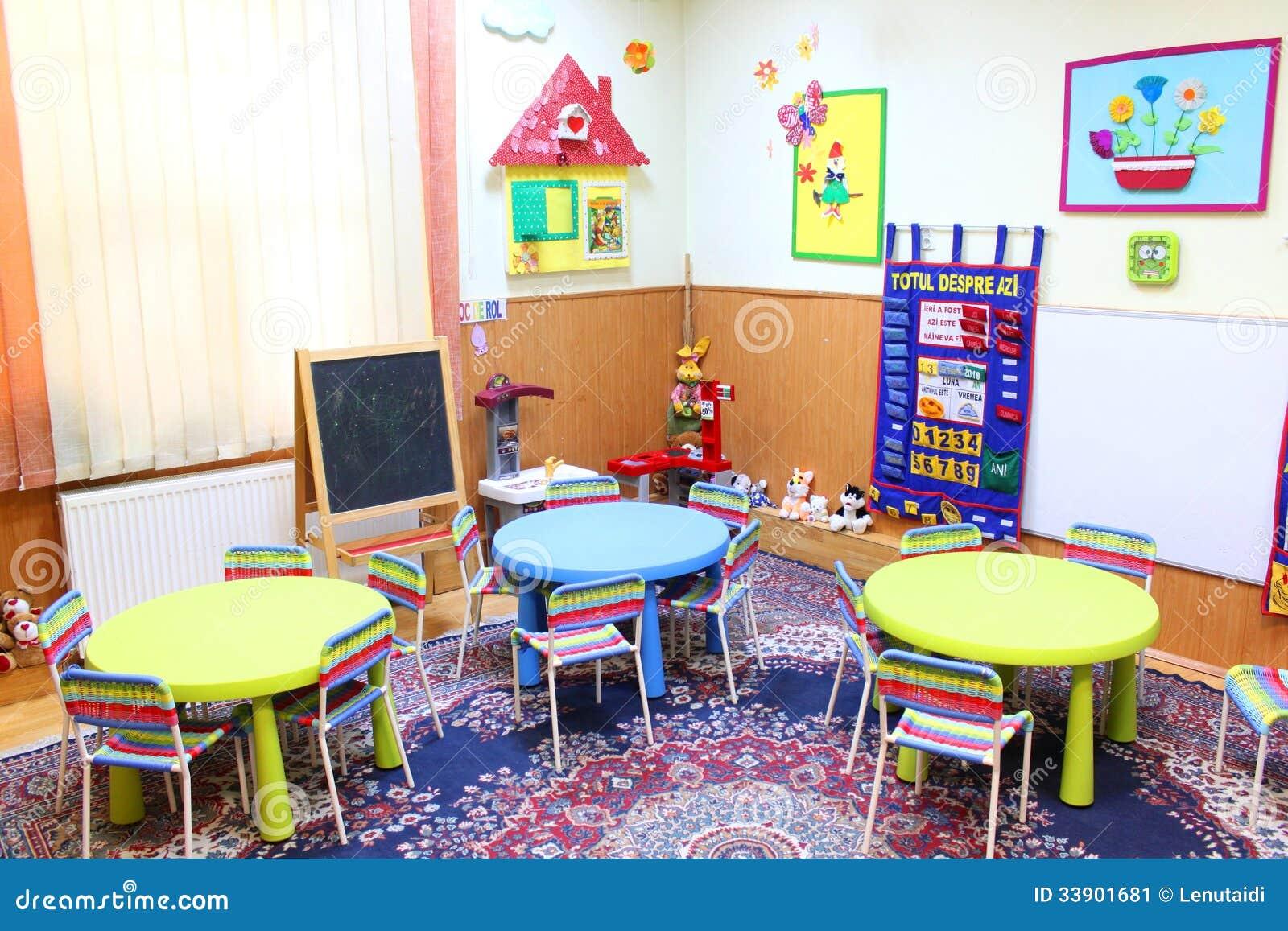 Τάξη παιδικών σταθμών