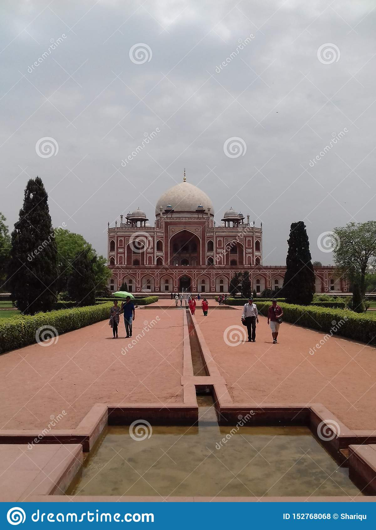 Τάφος Humayun στο Νέο Δελχί