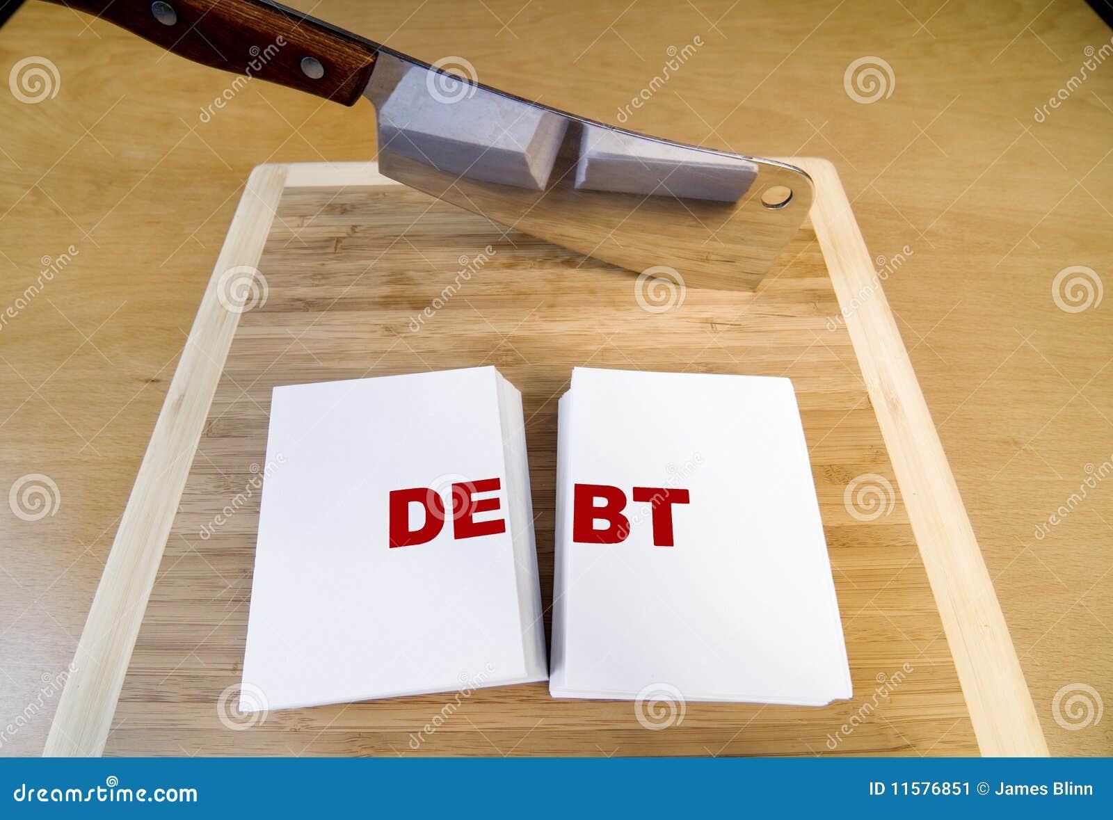 τέμνον χρέος