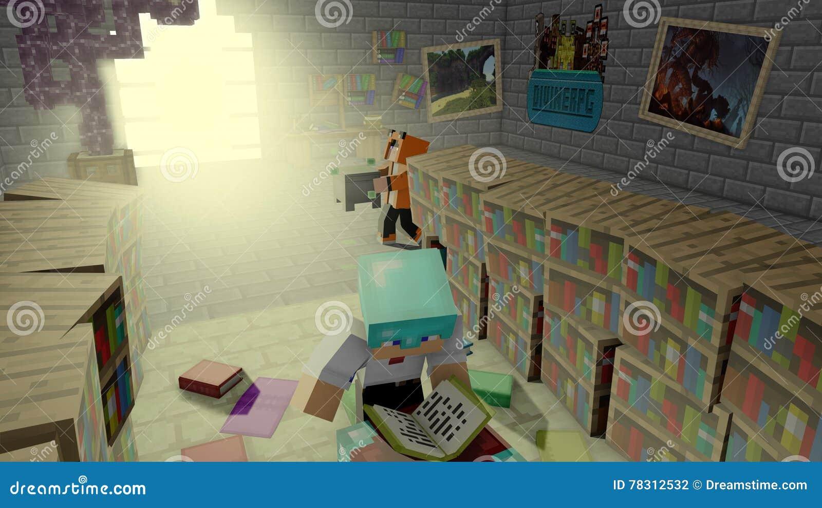 Τέχνη Minecraft