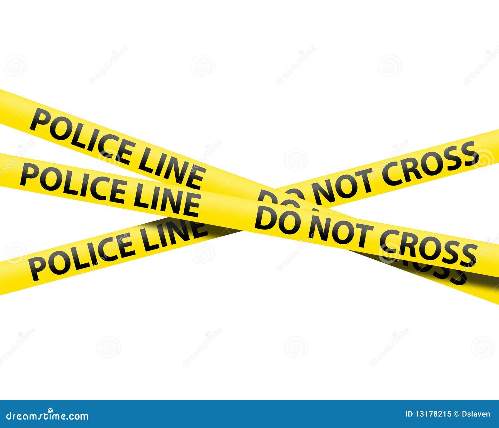 ταινία αστυνομίας γραμμών