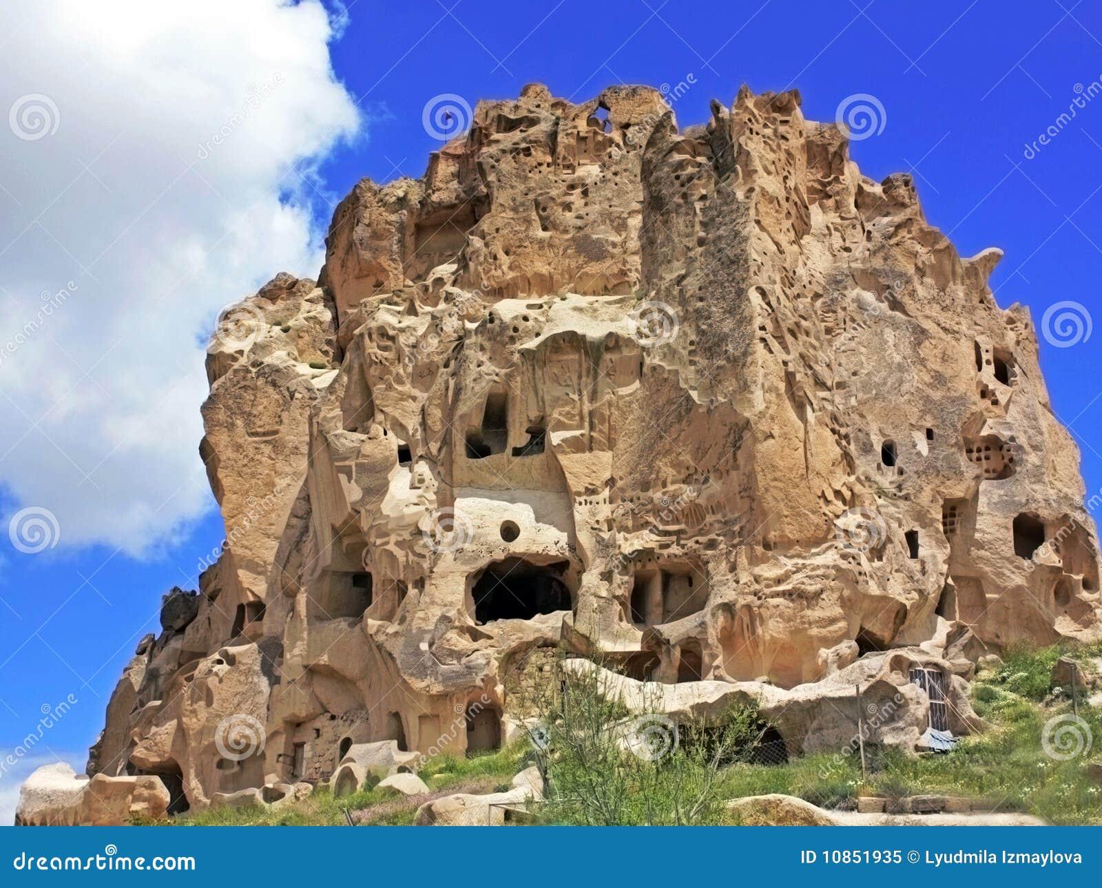 τακτοποίηση σπηλιών cappadocia