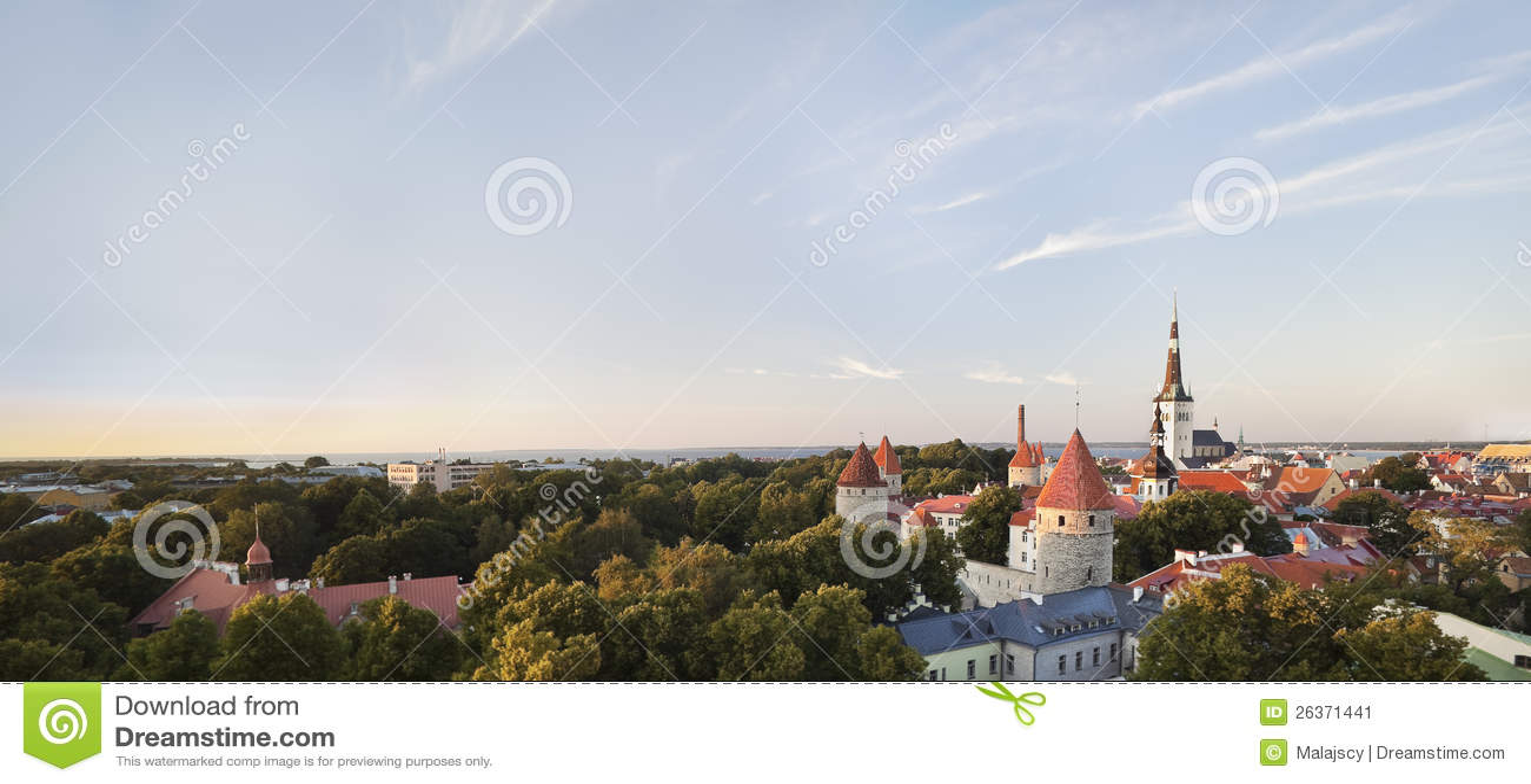 Ταλίν - πρωτεύουσα της Εσθονίας