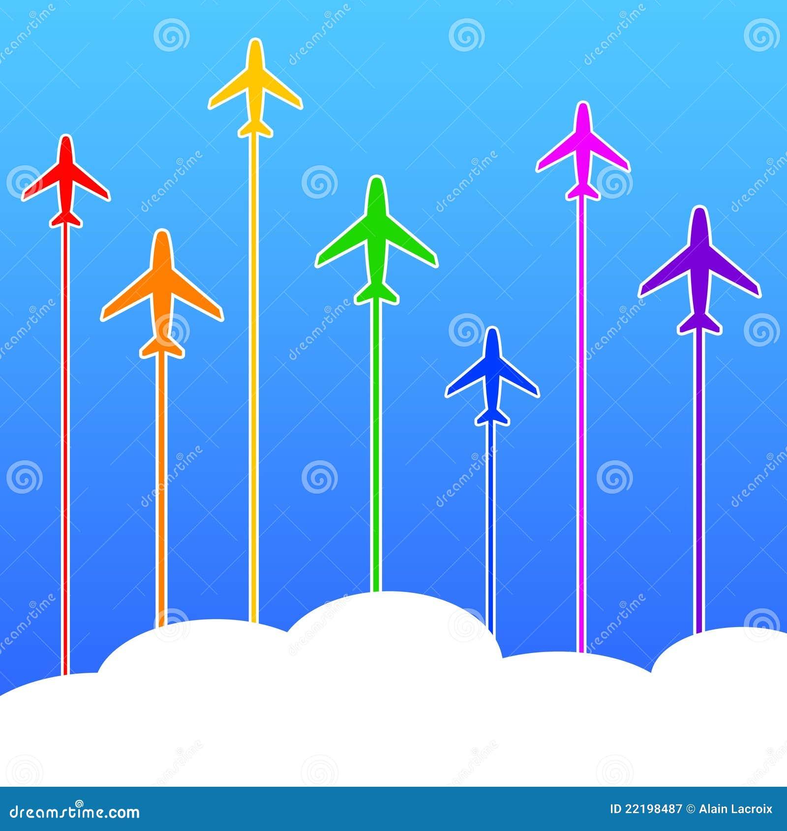 ταξίδι αεροπλάνων