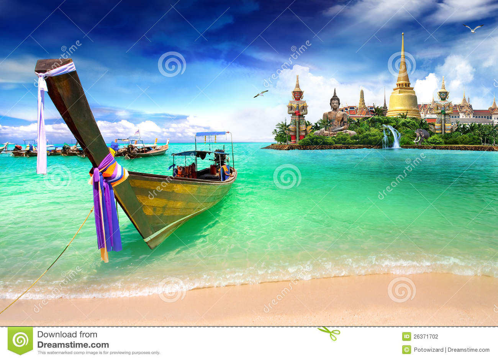 Ταξίδι της Ταϊλάνδης
