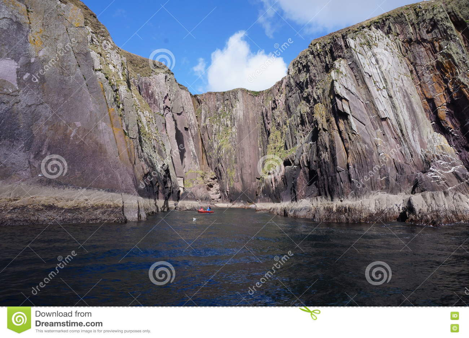 Ταξίδι βαρκών στο killarney Ιρλανδία