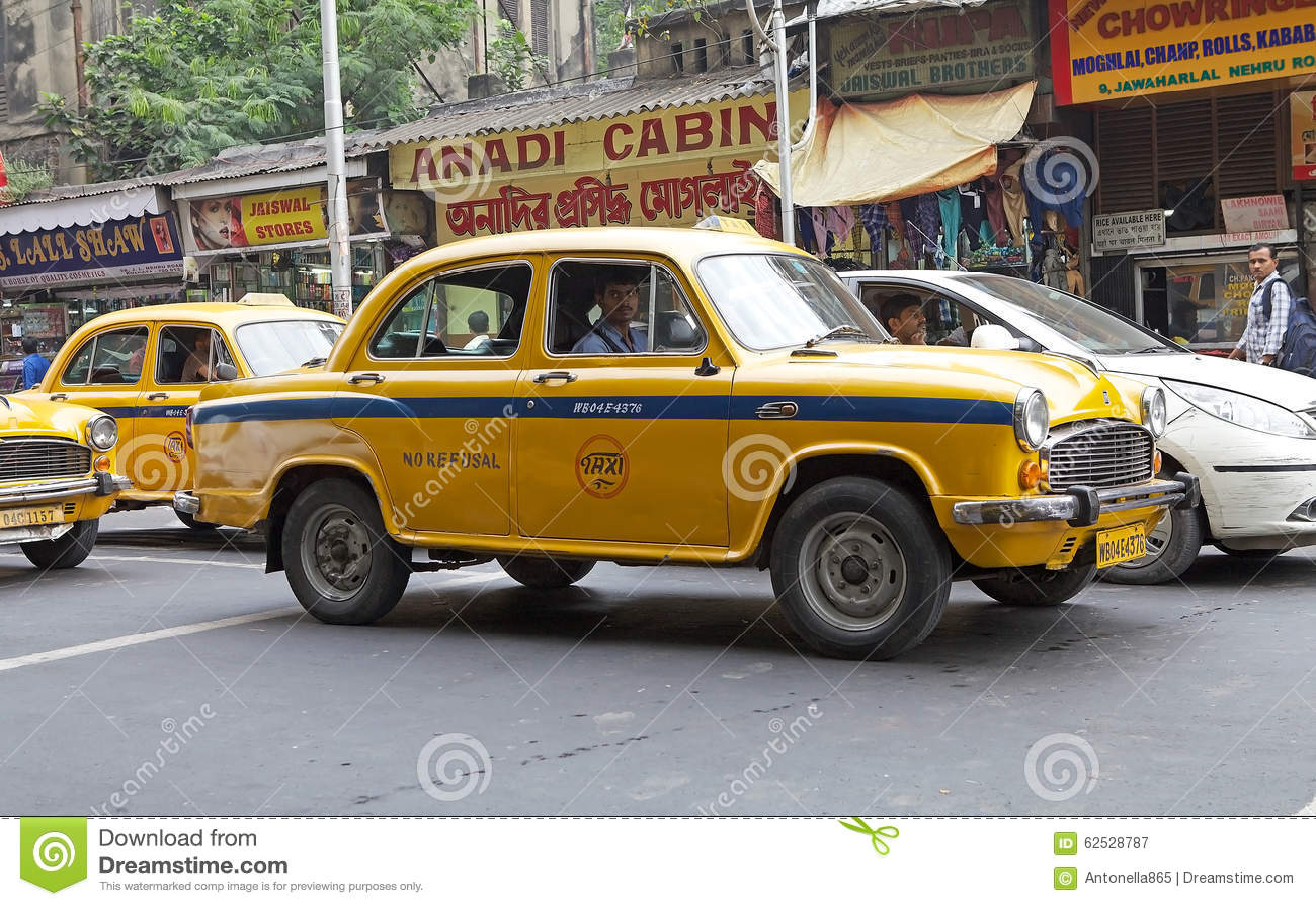 Ταξί σε Kolkata, Ινδία