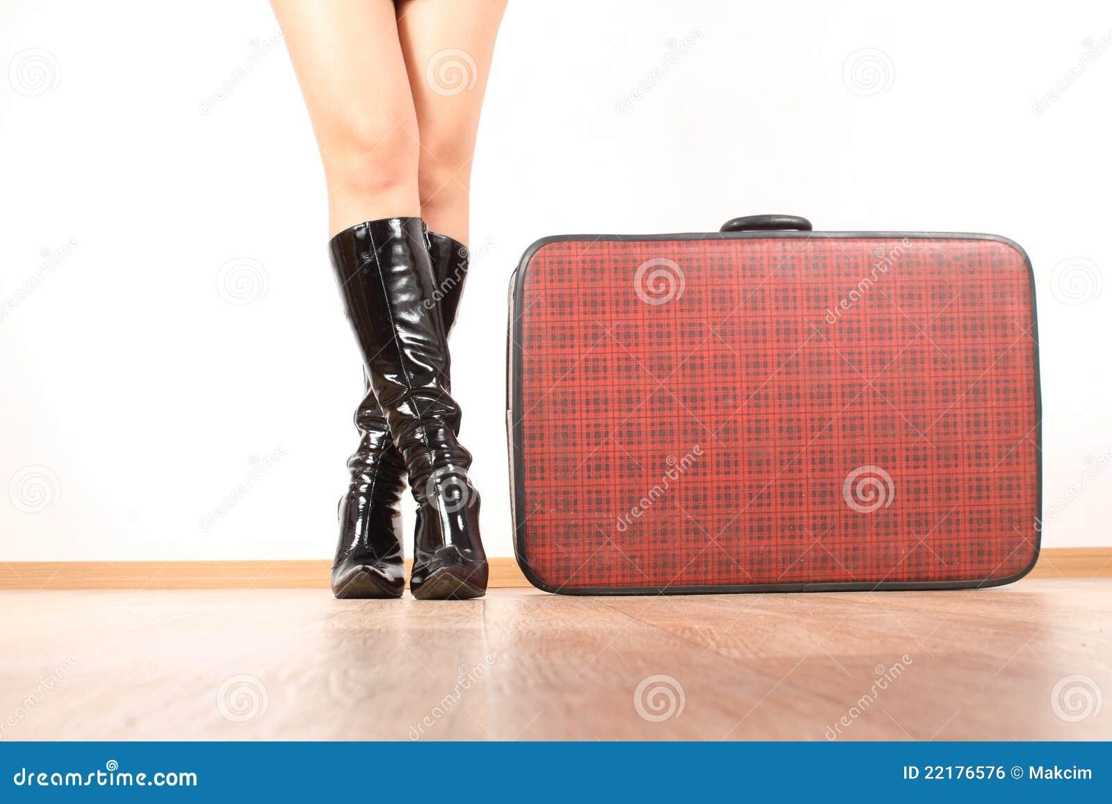 ταξιδιώτης κοριτσιών