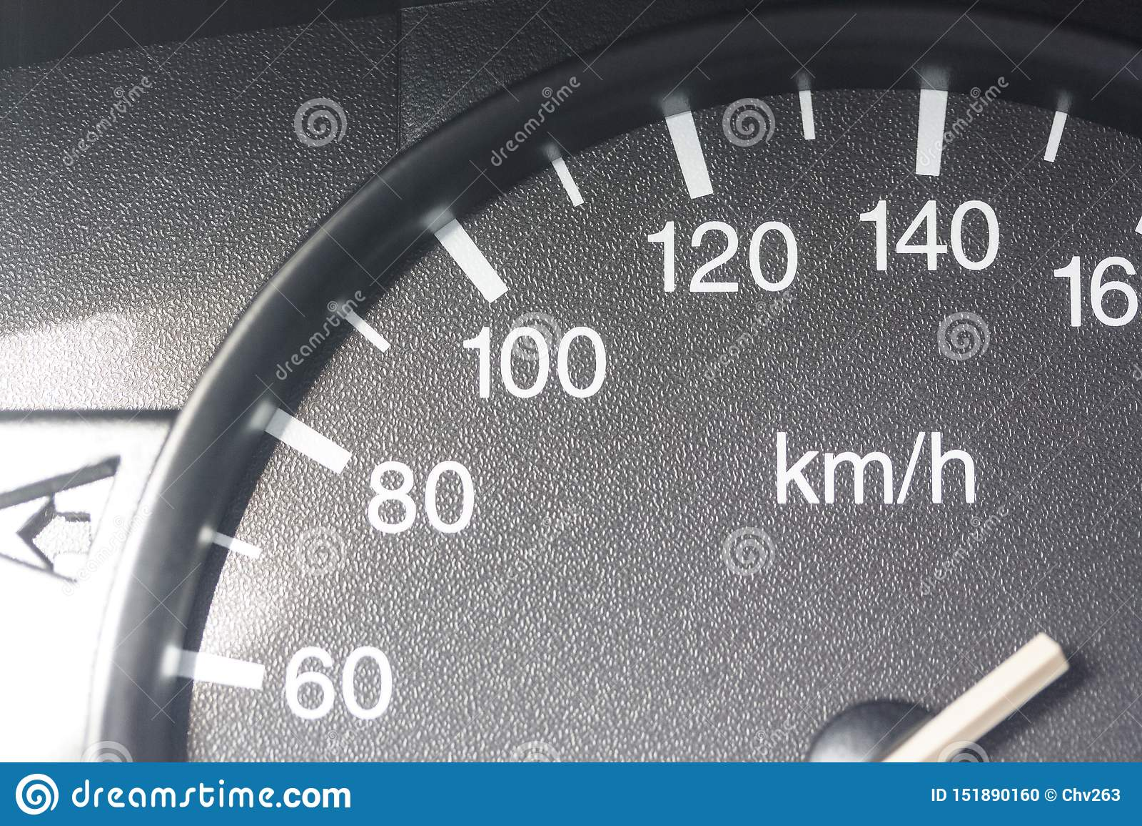 Ταχύμετρο ενός παλαιού αυτοκινήτου