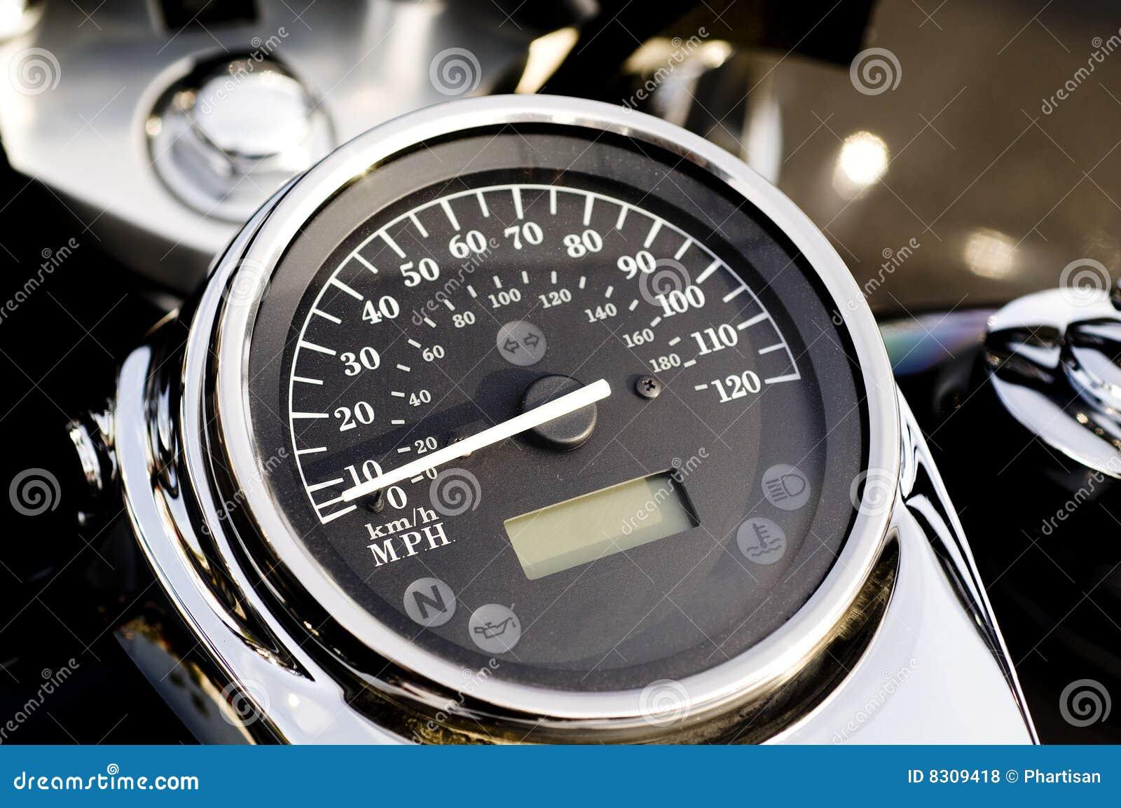 ταχύμετρο μοτοσικλετών