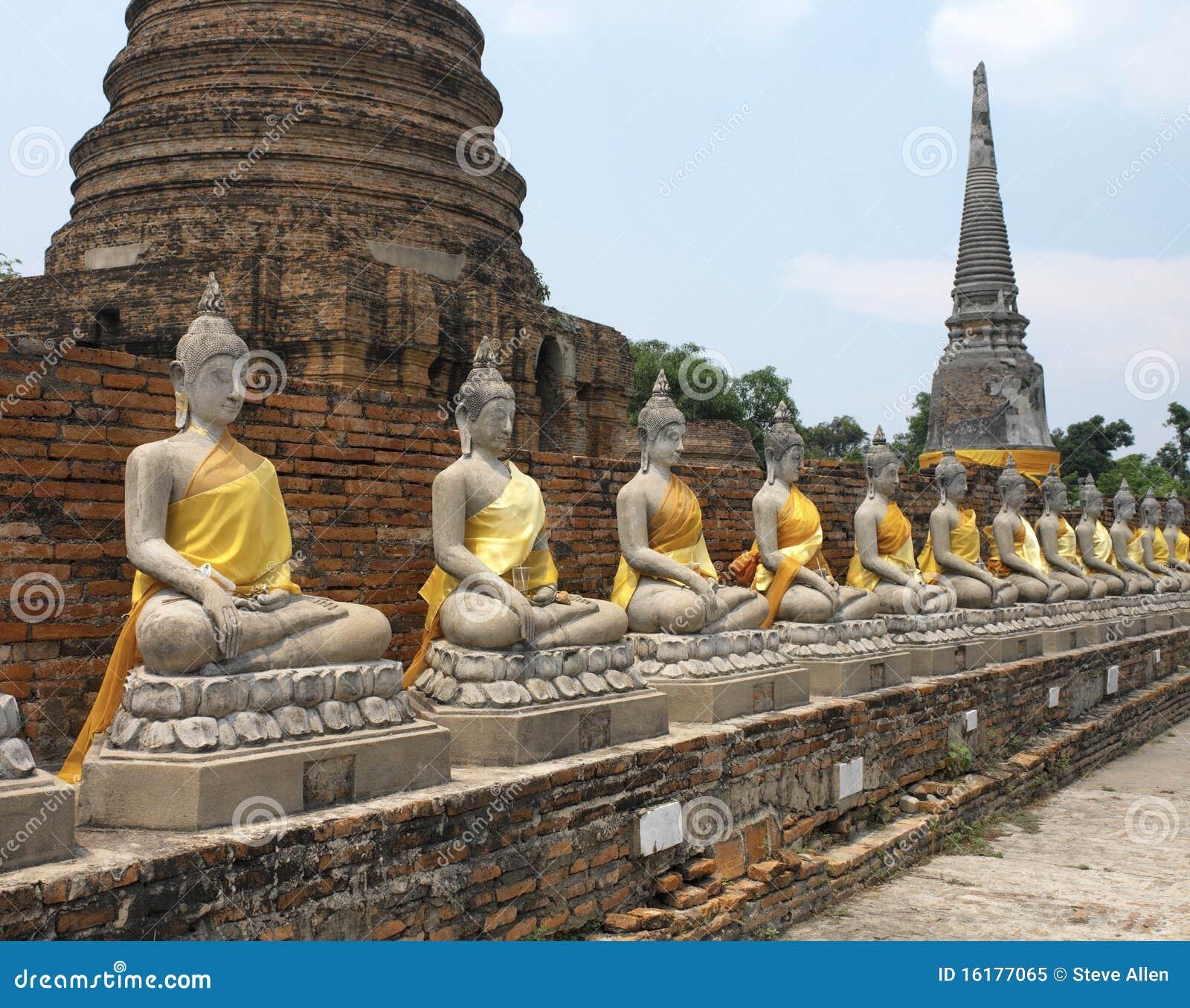 Ταϊλάνδη - Ayutthaya