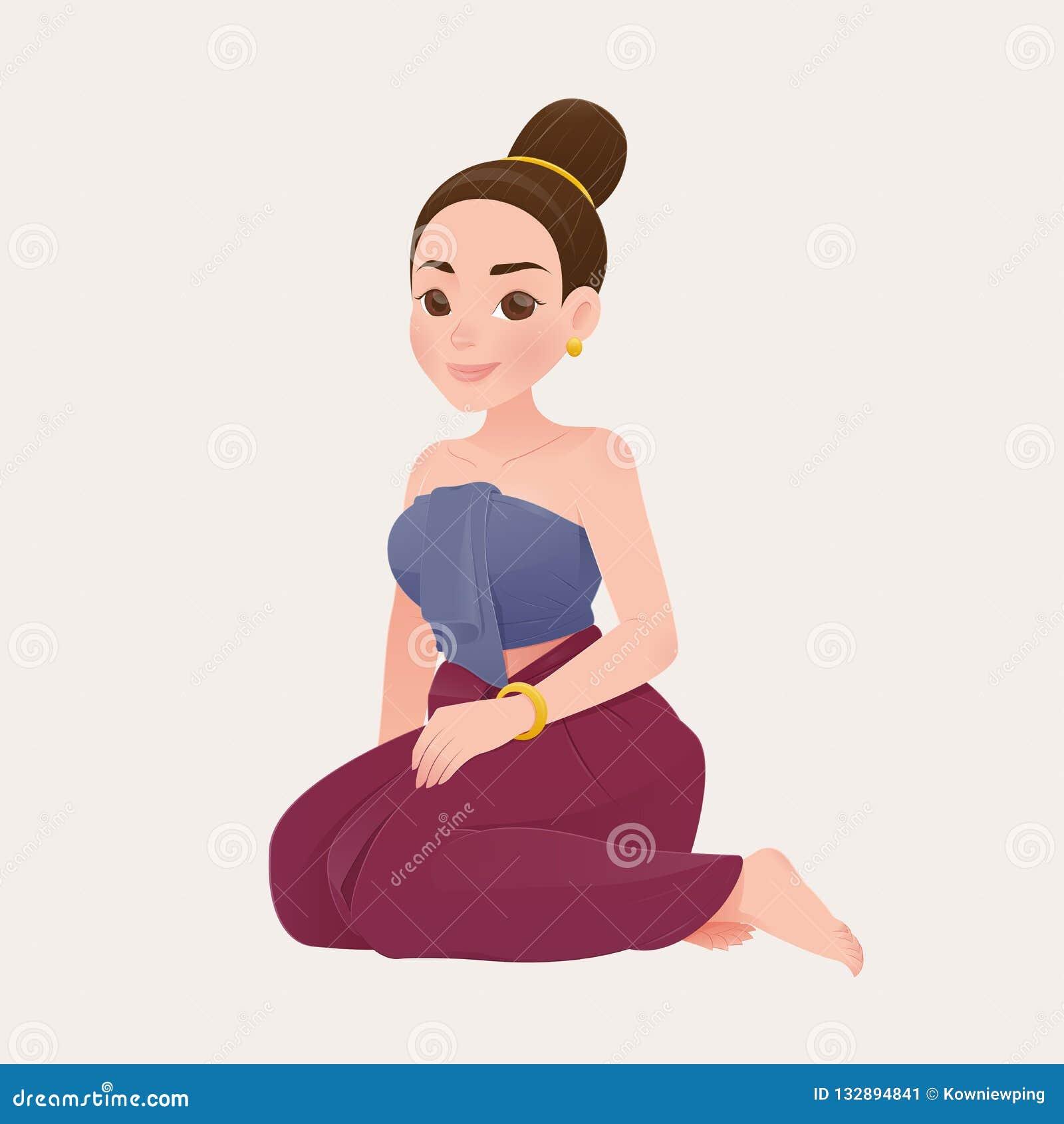 Ταϊλανδικές γυναίκες ή ταϊλανδικοί λαοί