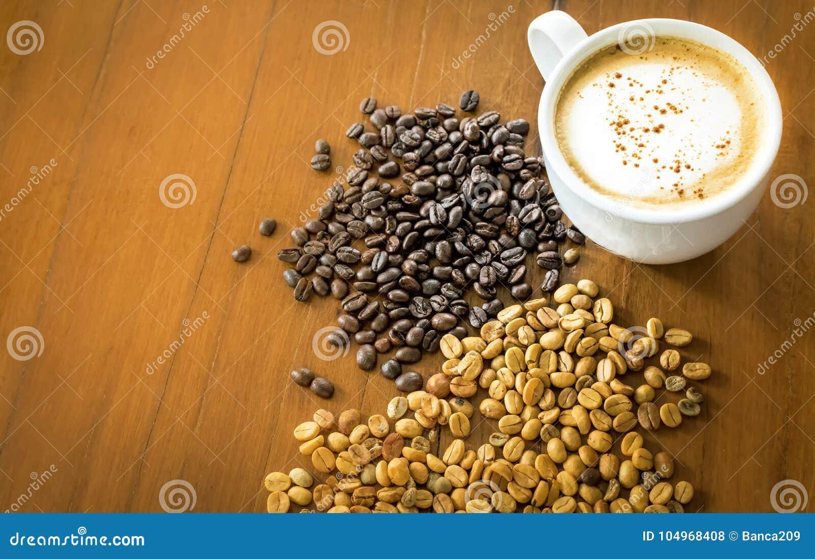 Ταϊλανδικό ελεφάντων shit Arabica καφέ καφέ οργανικό