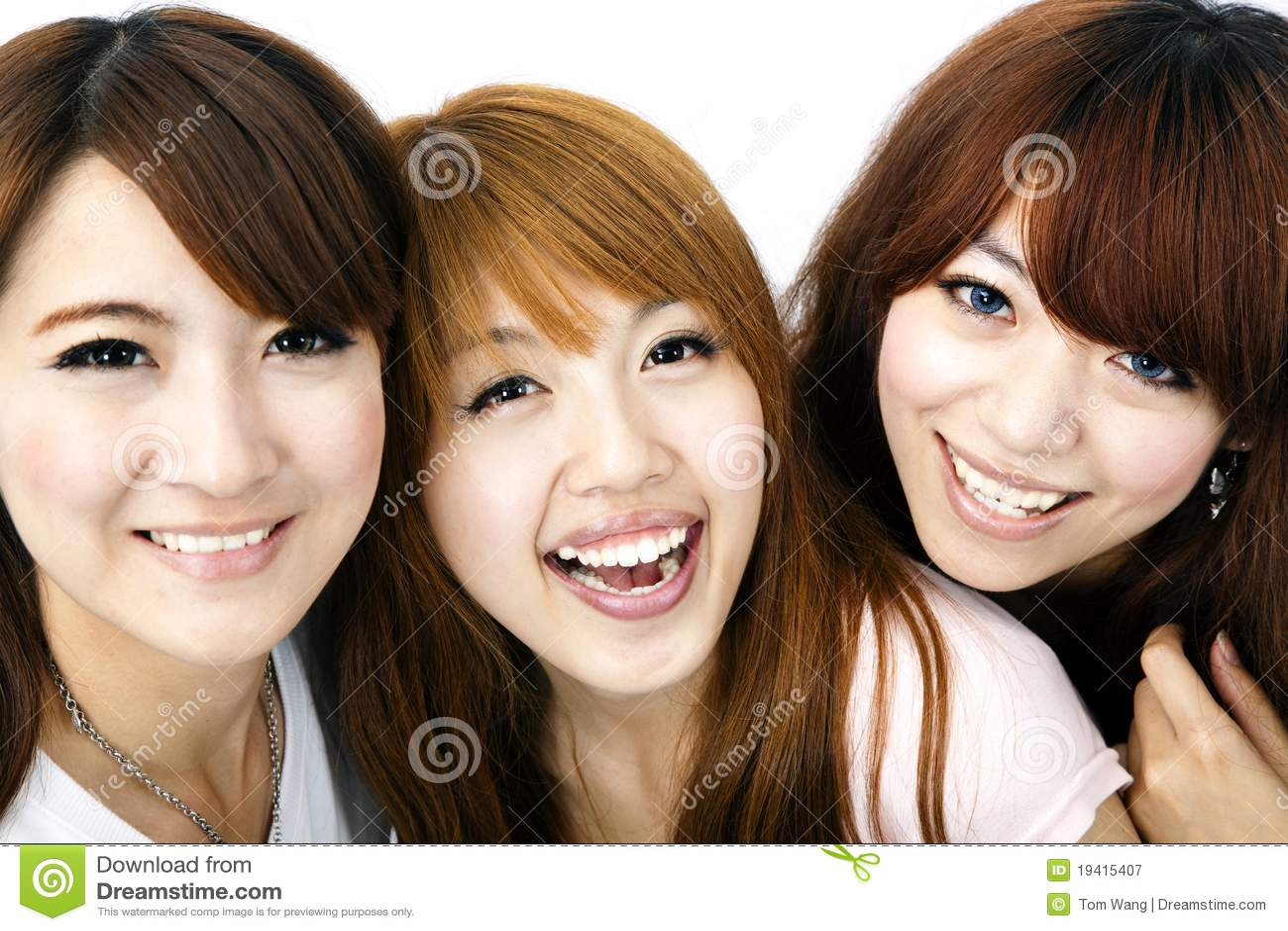 τα ασιατικά κορίτσια ομα&d