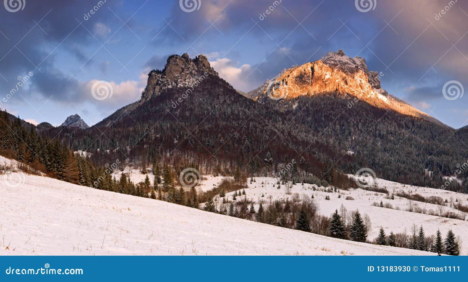 τα βουνά ονομάζουν το μέγ&iot