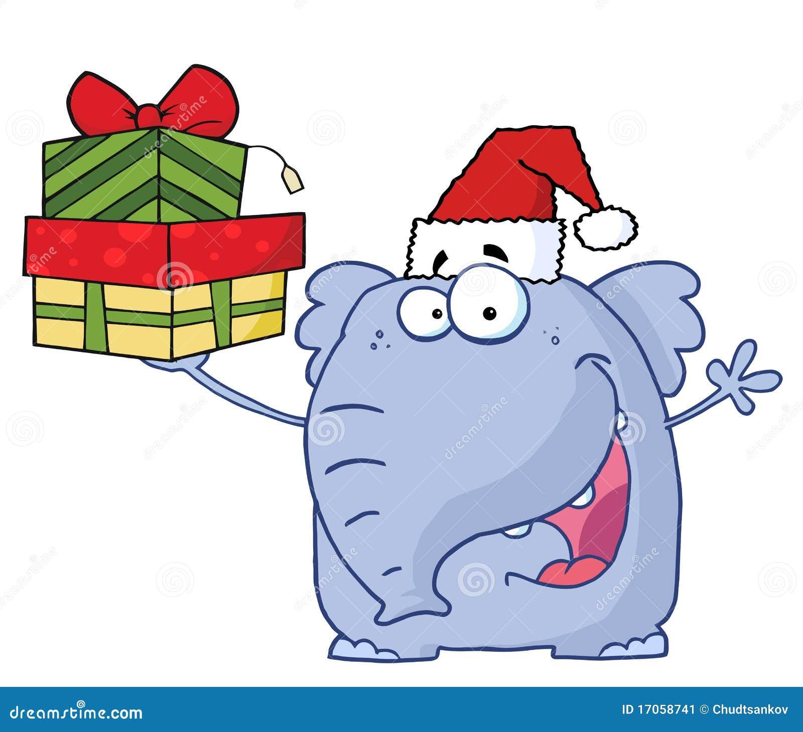 τα δώρα ελεφάντων Χριστο&upsil