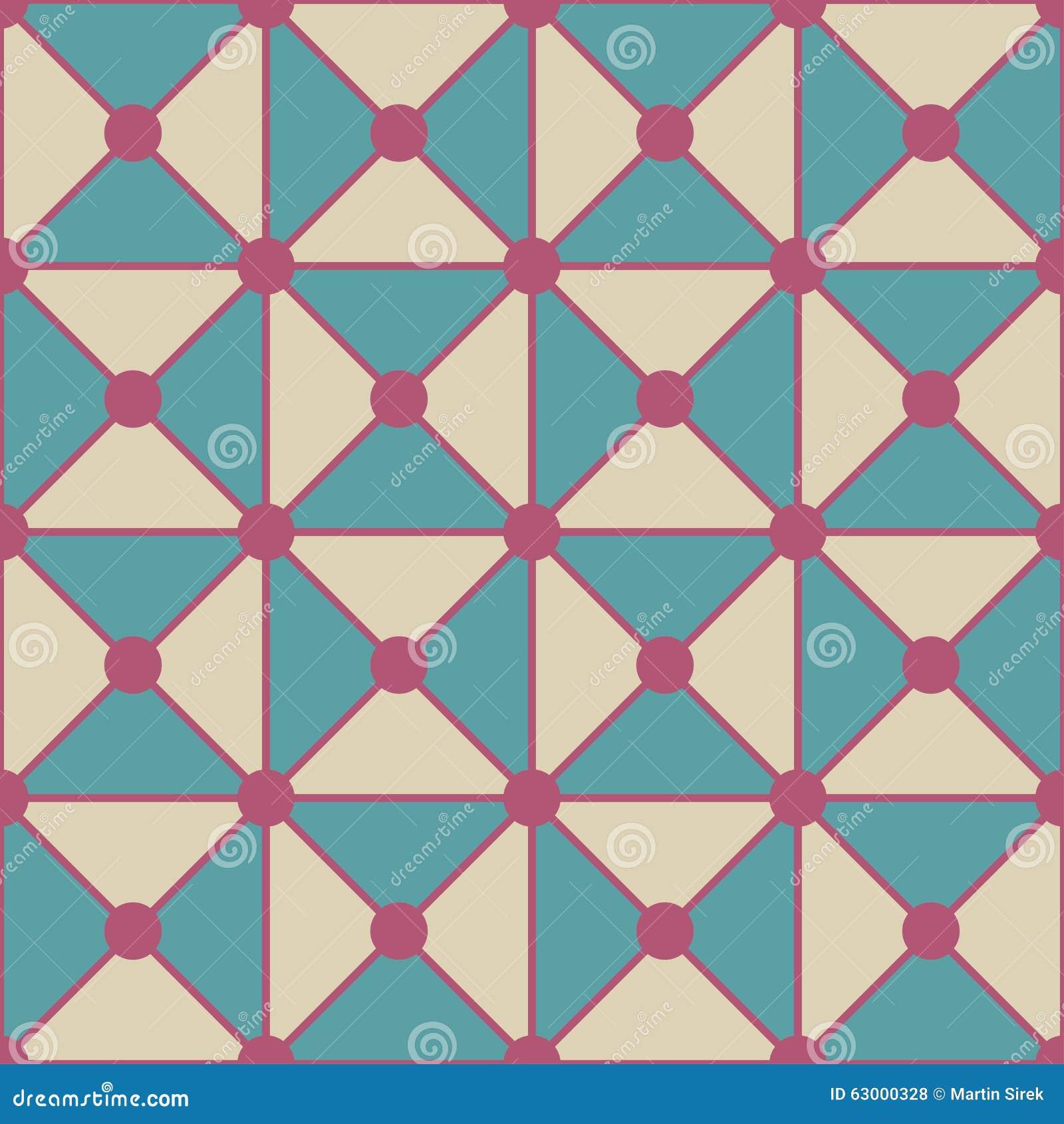 Τα διανυσματικά σύγχρονα άνευ ραφής ζωηρόχρωμα τρίγωνα γεωμετρίας διαστίζουν το σχέδιο, άσπρη μπλε περίληψη χρώματος