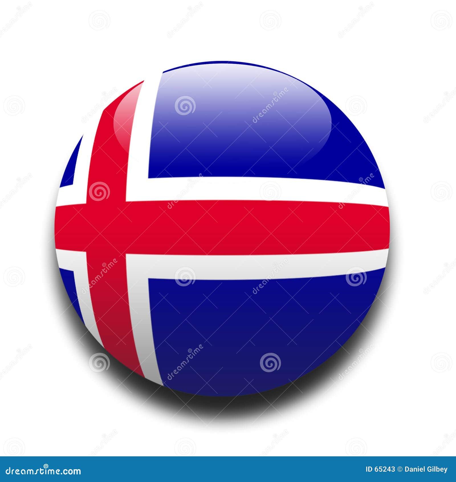 τα ισλανδικά σημαιών