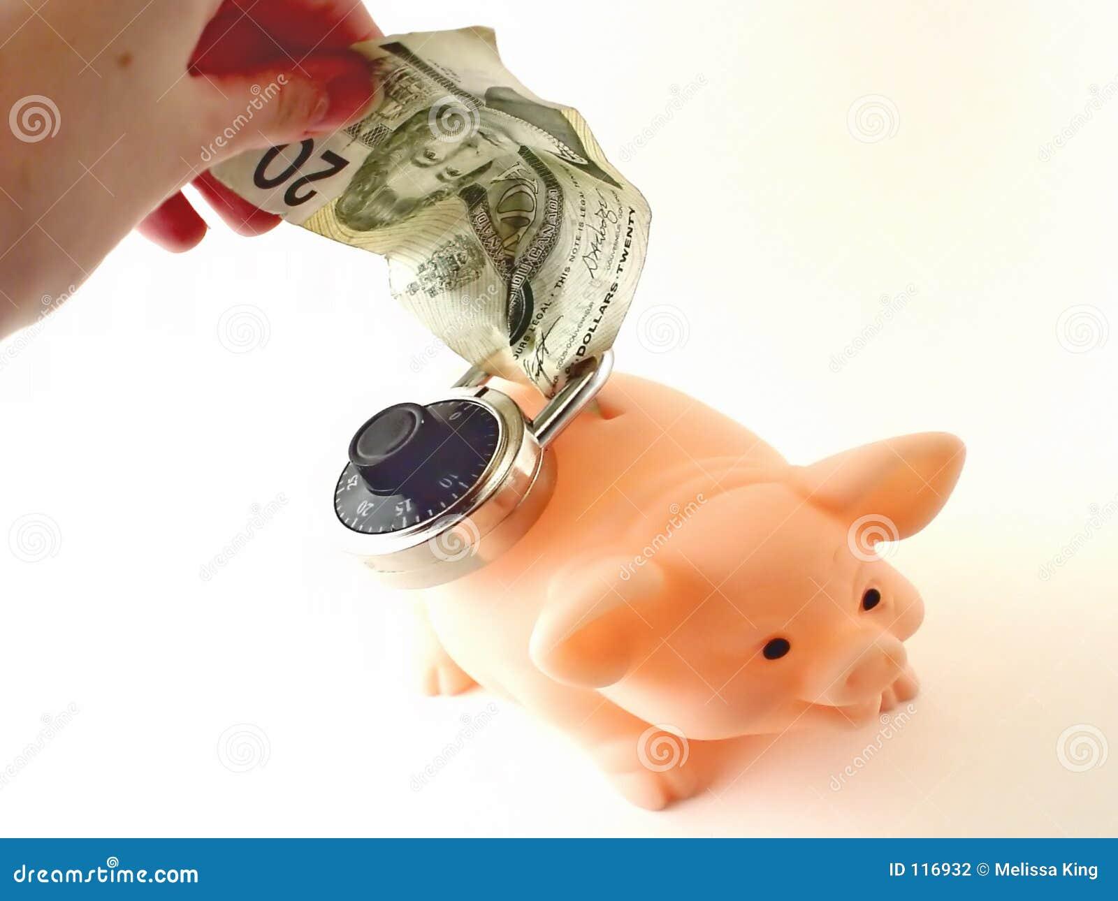 τα μετρητά τραπεζών κλείδω&