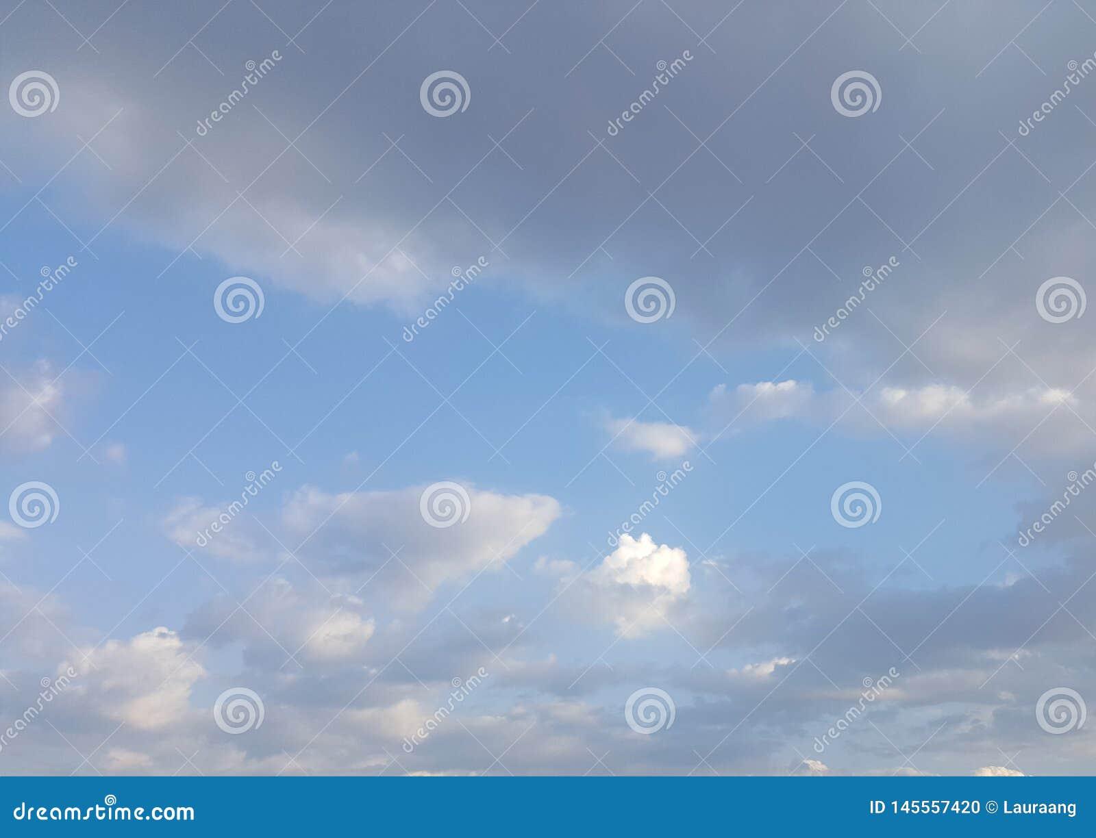 Τα σύννεφα στον ουρανό